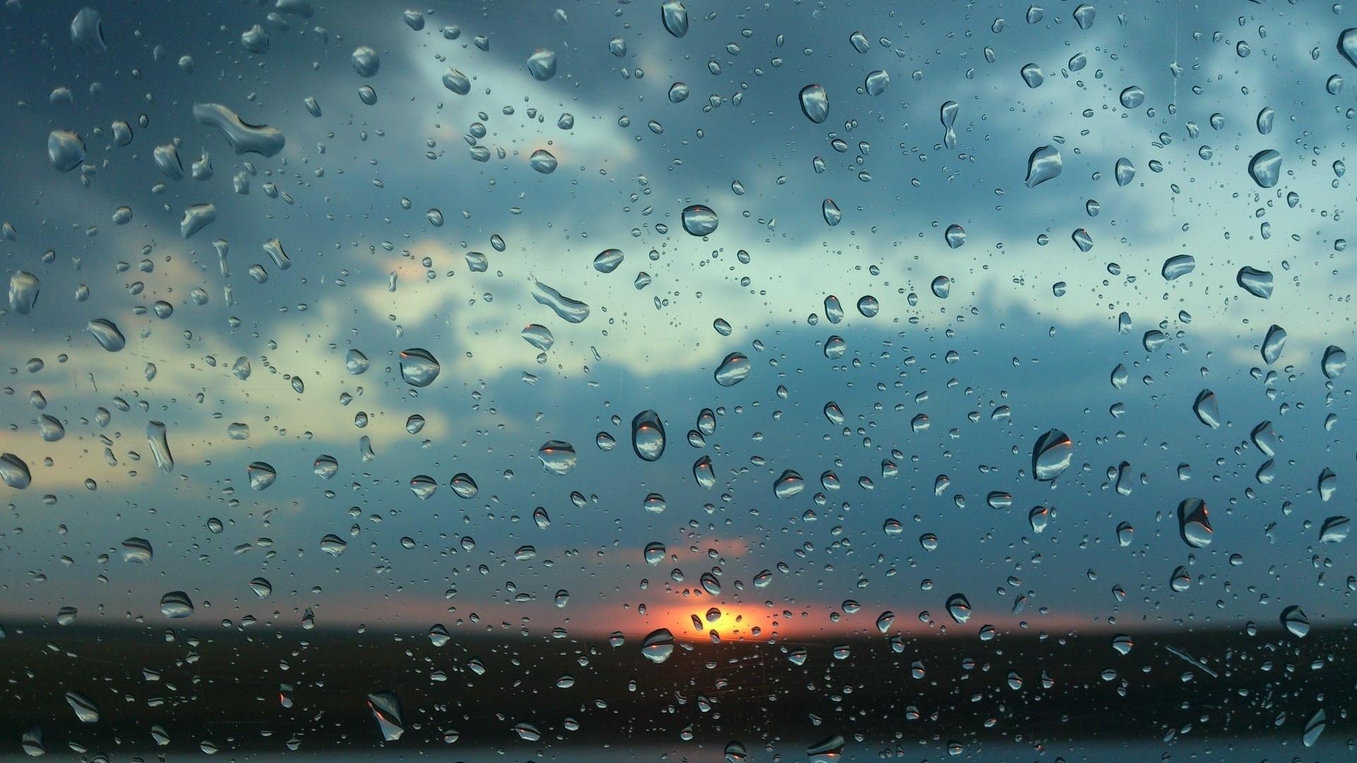 Rain hd desktop wallpaper