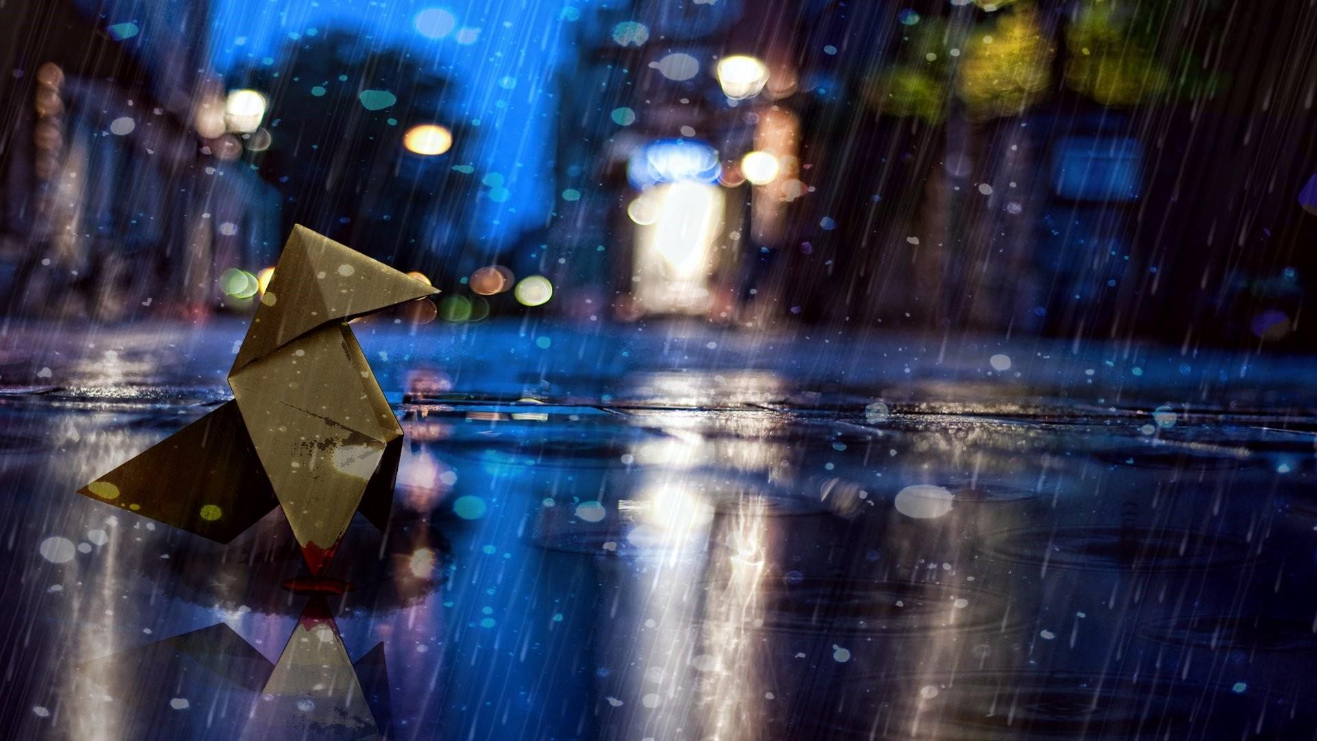 Rain High Quality