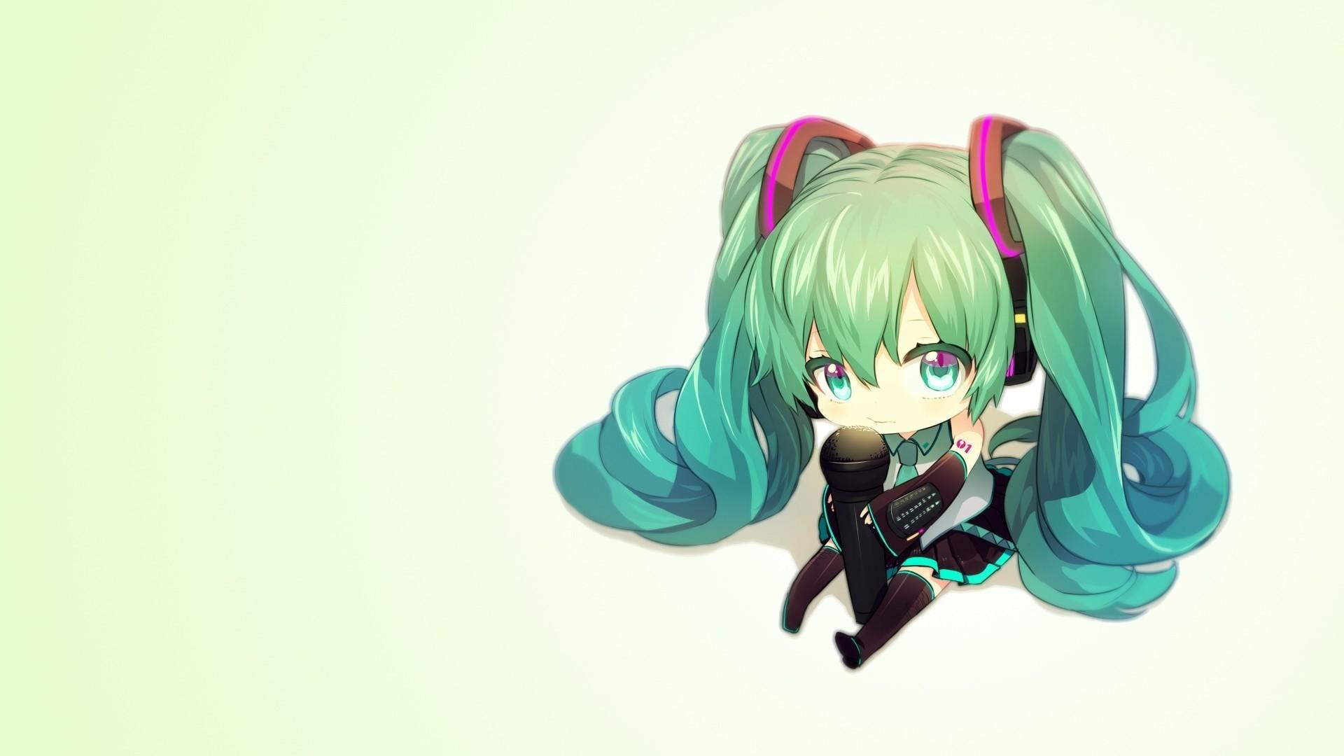 Chibi Anime Girl Wallpaper Picture hd