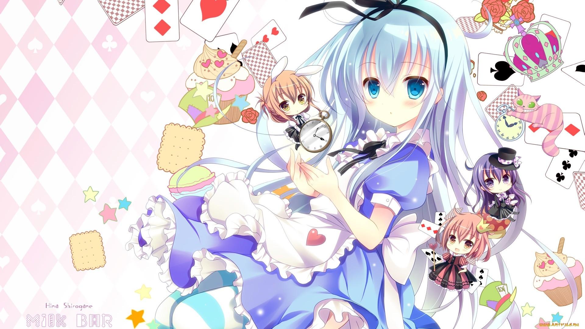 Chibi Anime Girl Pic