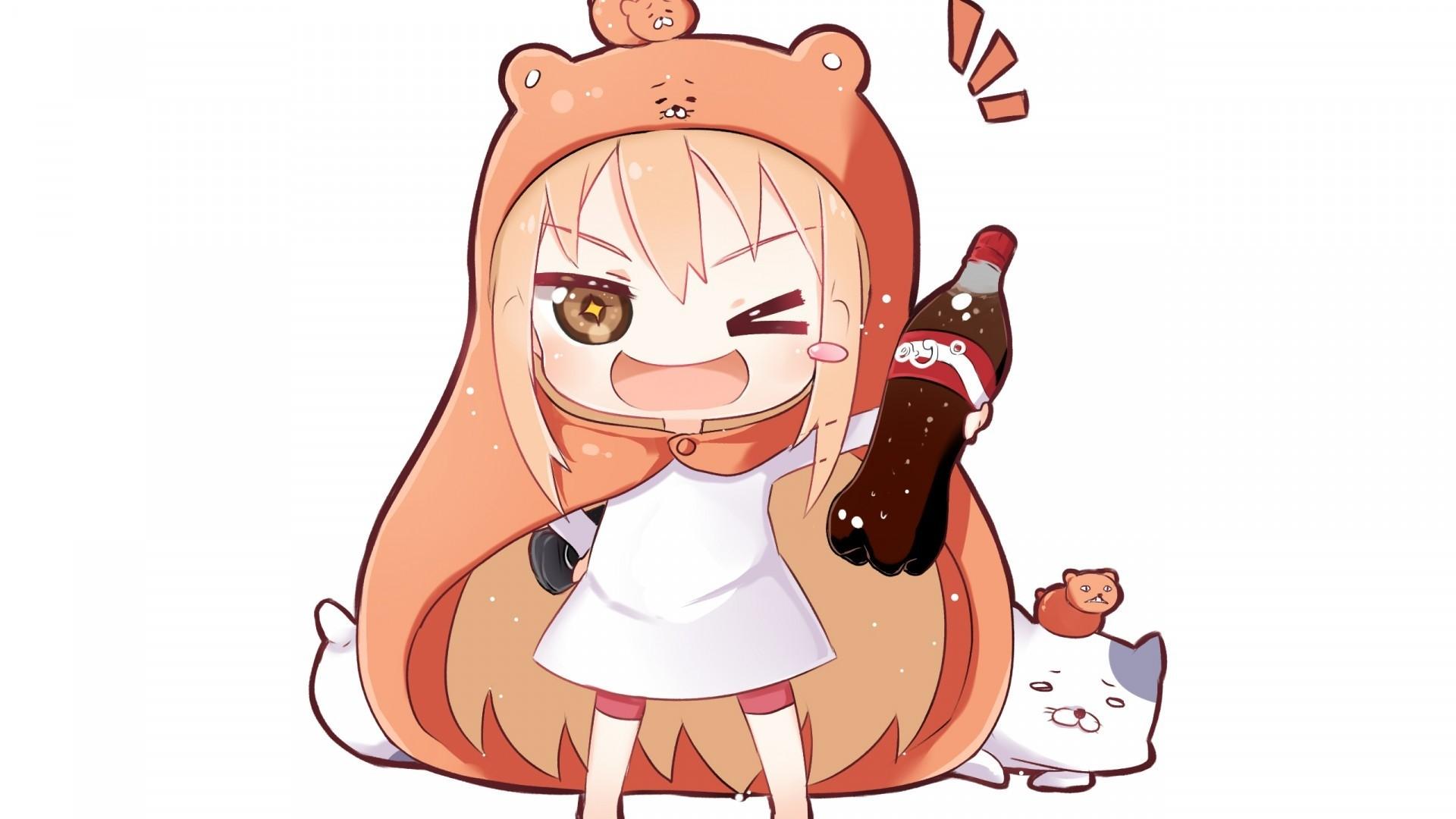 Chibi Anime Girl wallpaper photo hd