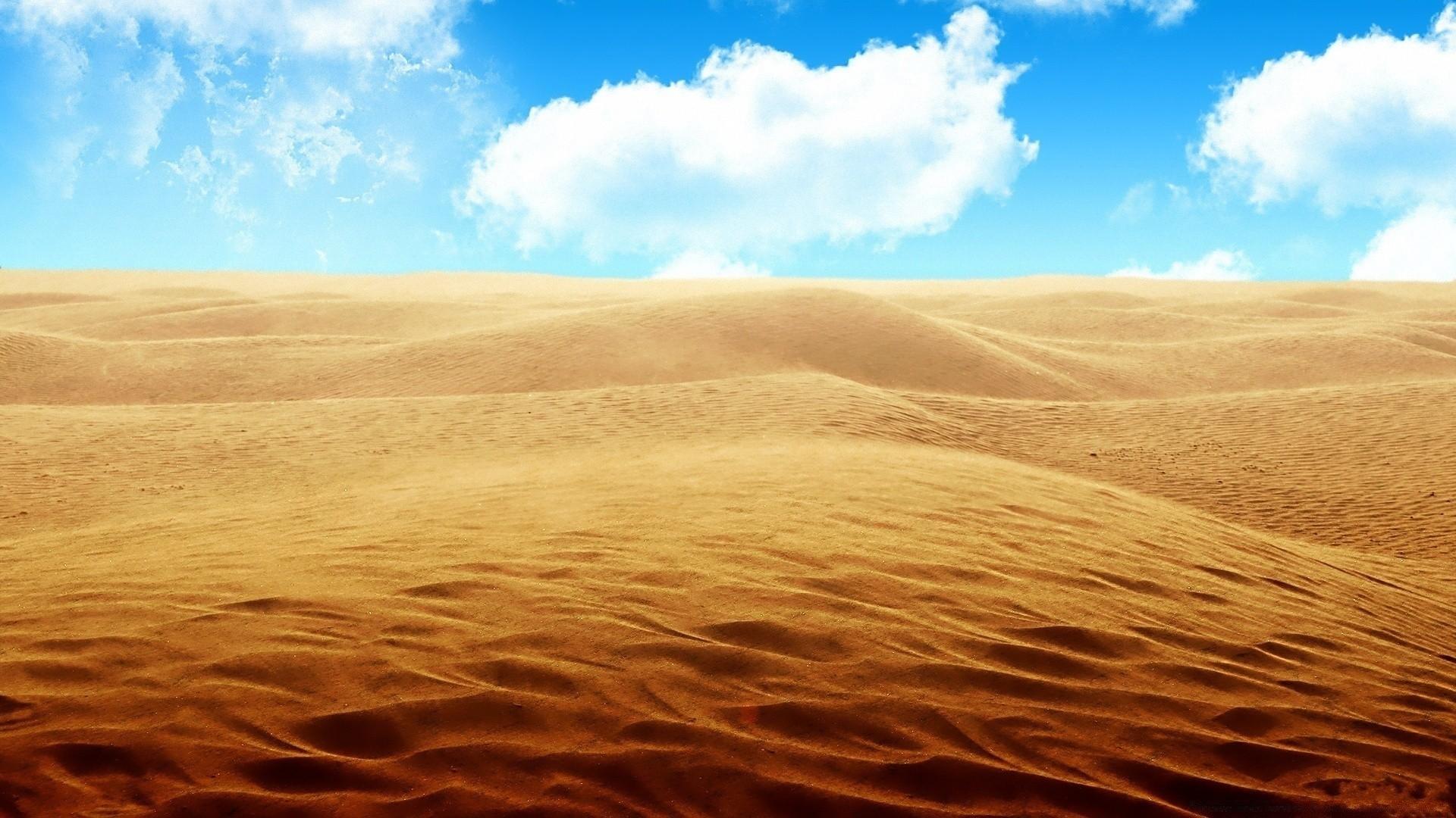 Desert Desktop Wallpaper