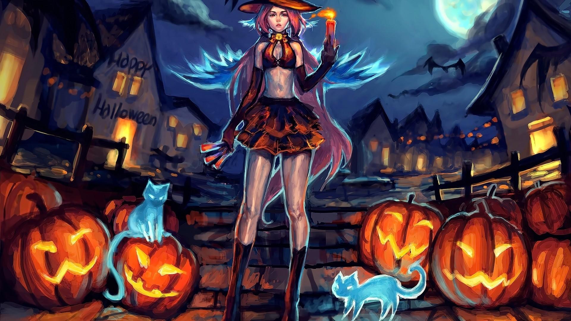 Halloween 2020 a wallpaper