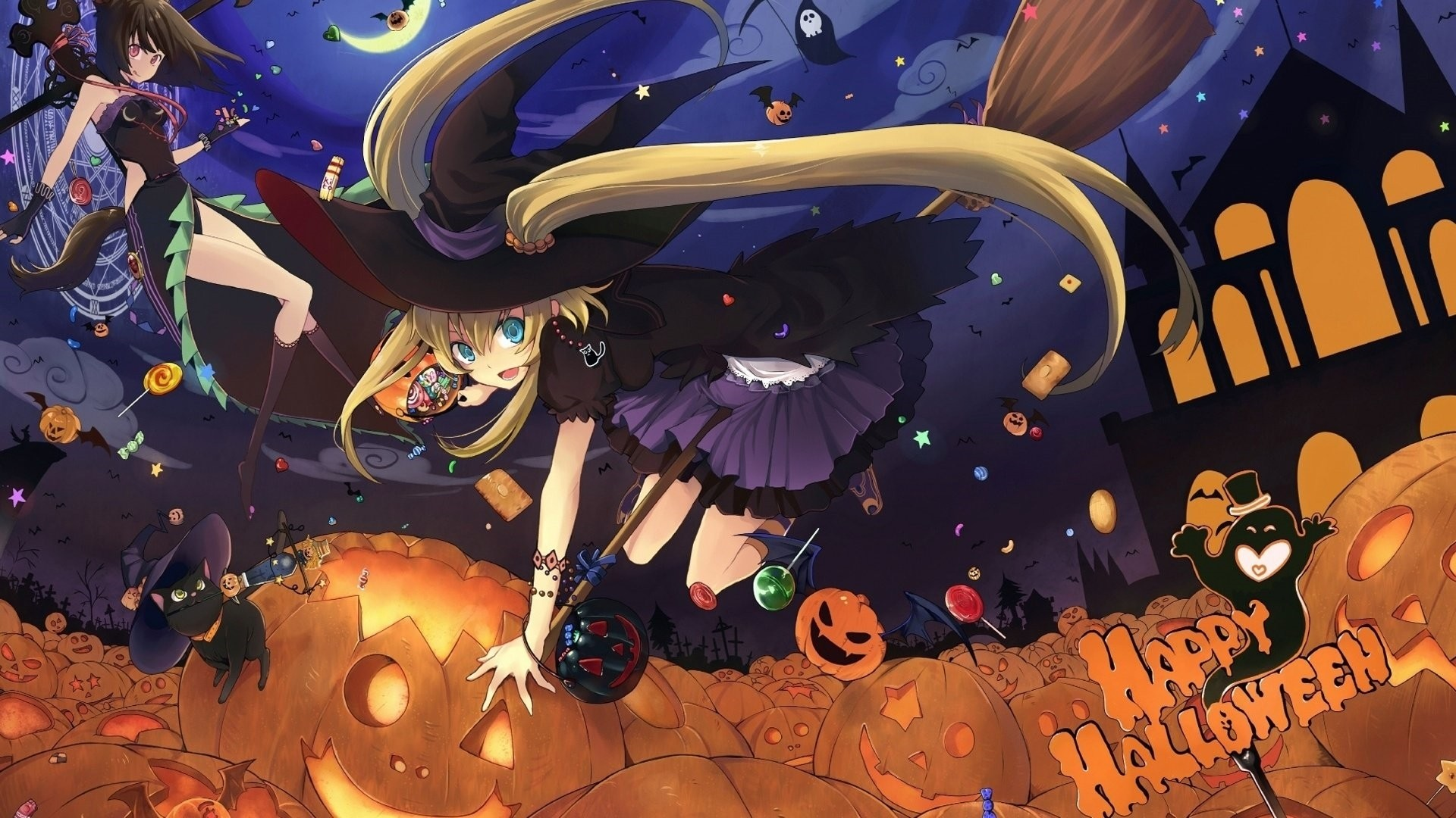 Halloween Anime HD Download
