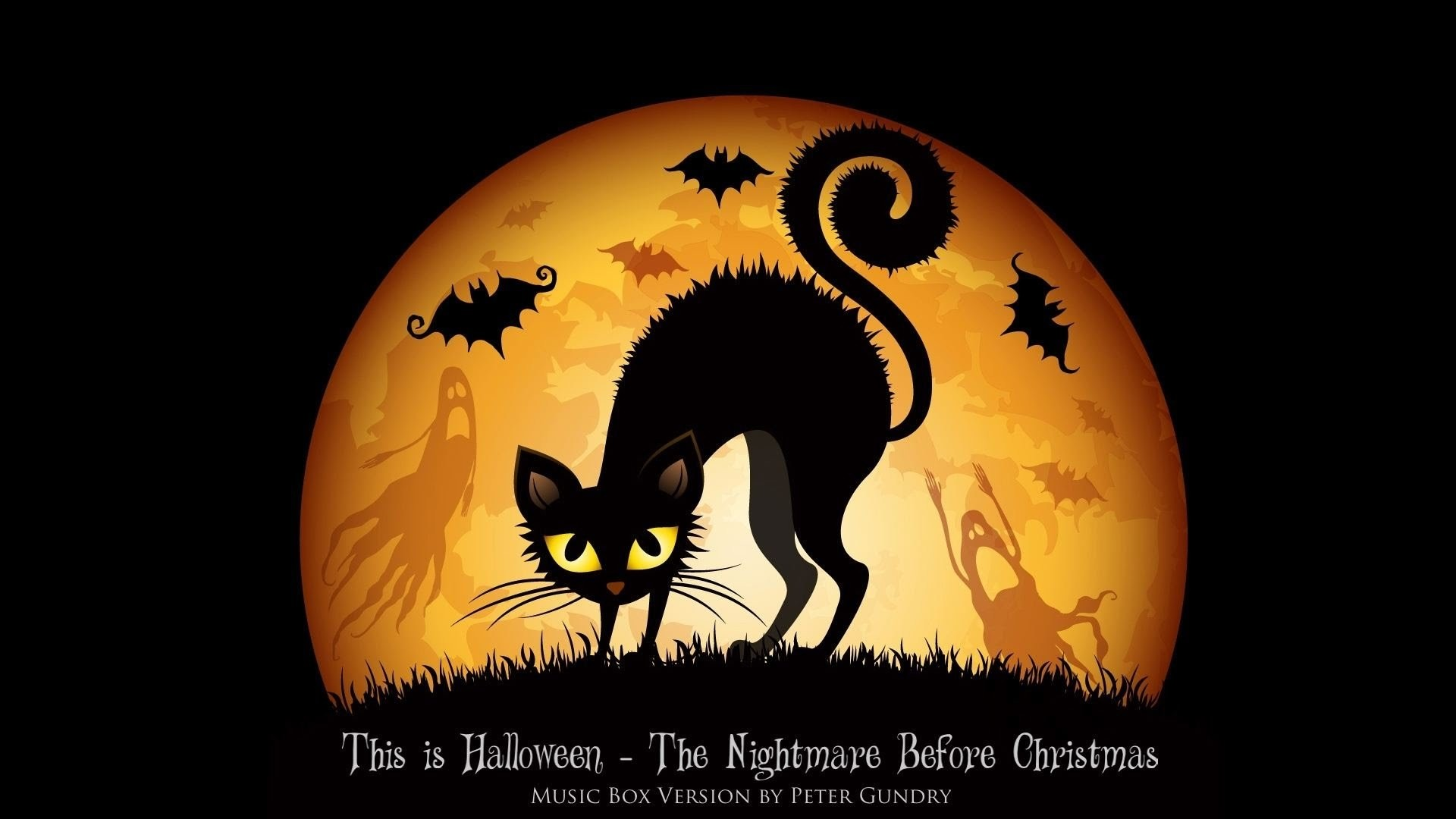 Halloween Greeting Card Picture
