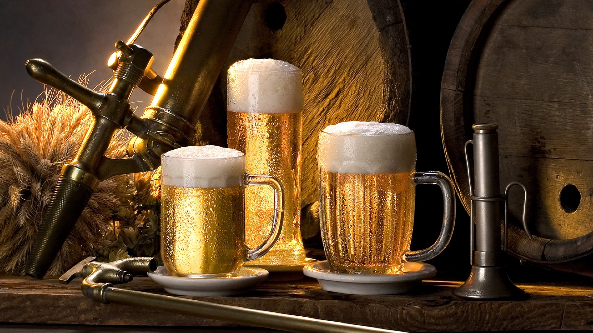 Beer Free Wallpaper