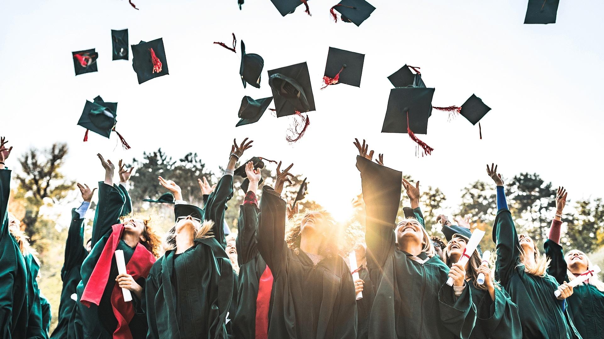 Graduation Wallpaper image hd