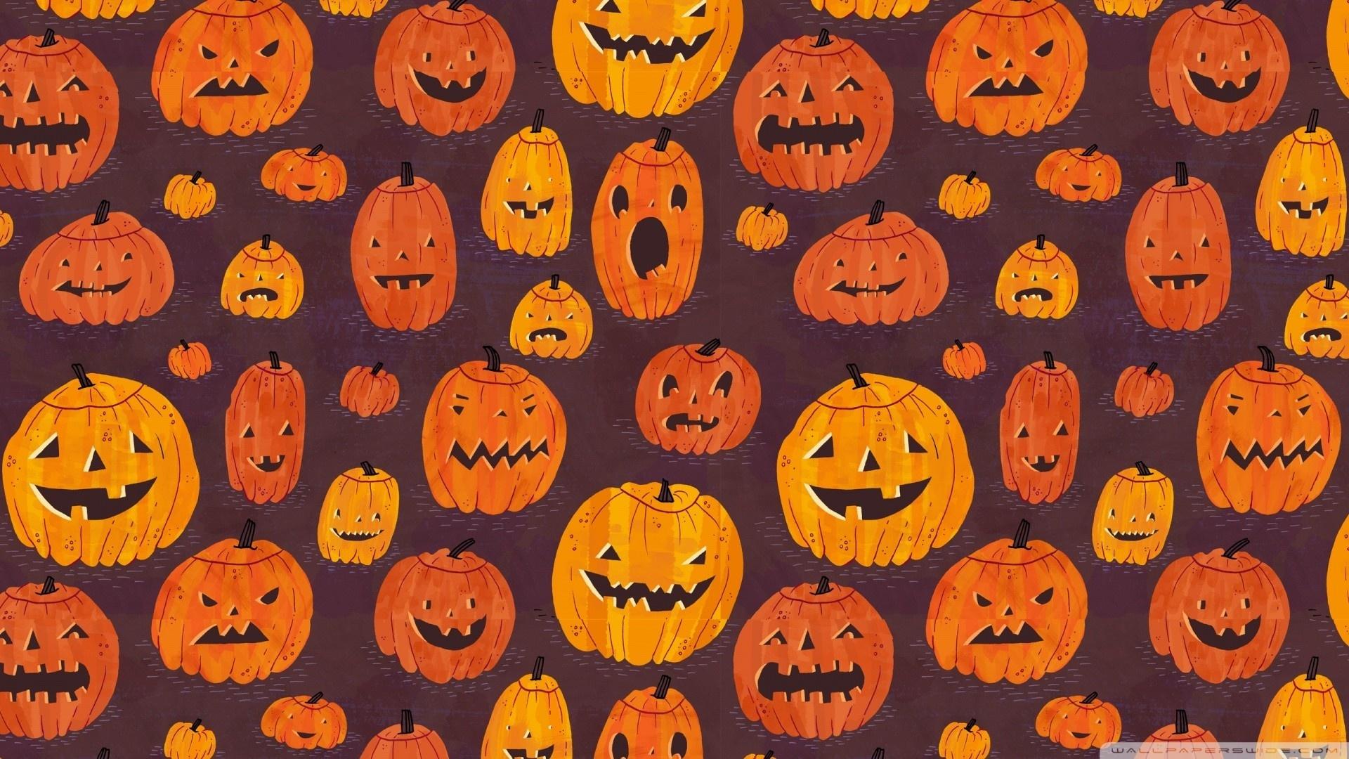 Halloween Pumpkin hd wallpaper download