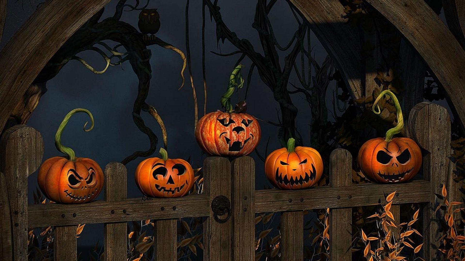 Halloween Pumpkin Wallpaper Picture hd