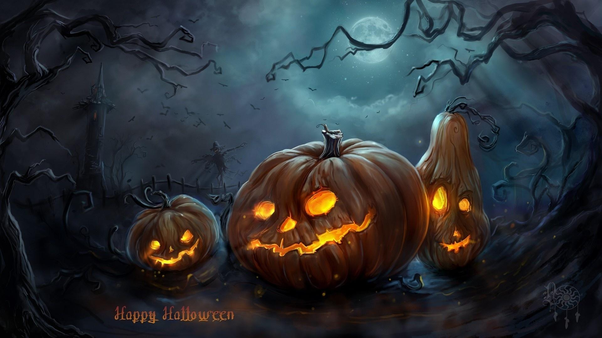 Halloween Pumpkin Picture