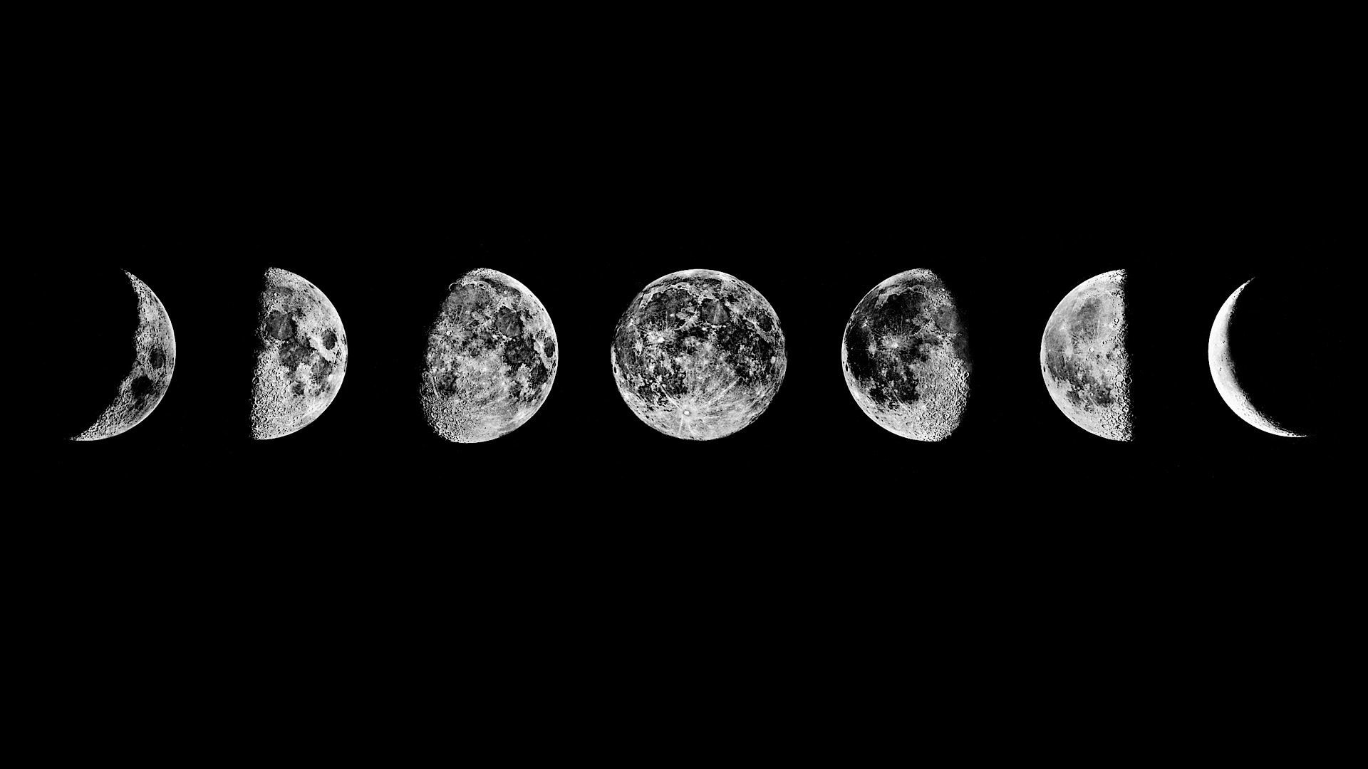 Moon Phases High Quality