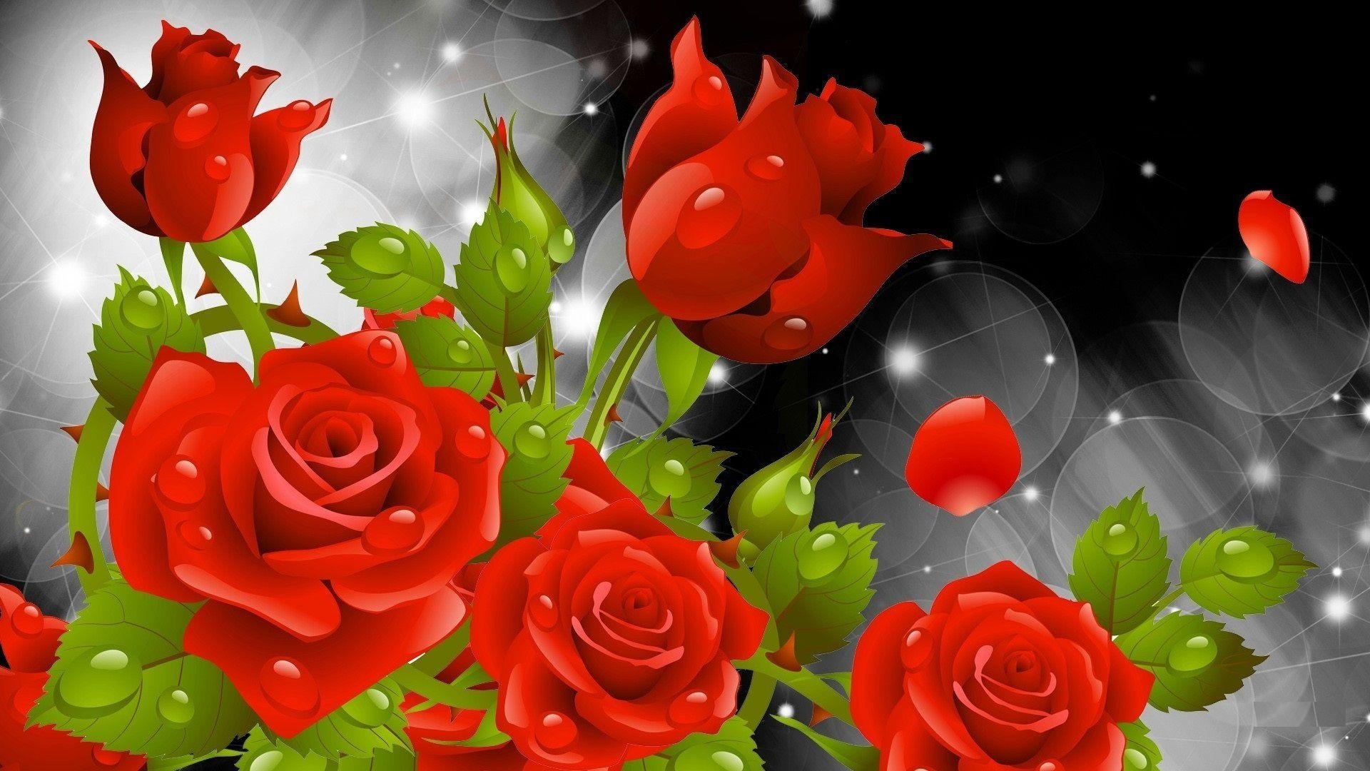 Red Flower Picture