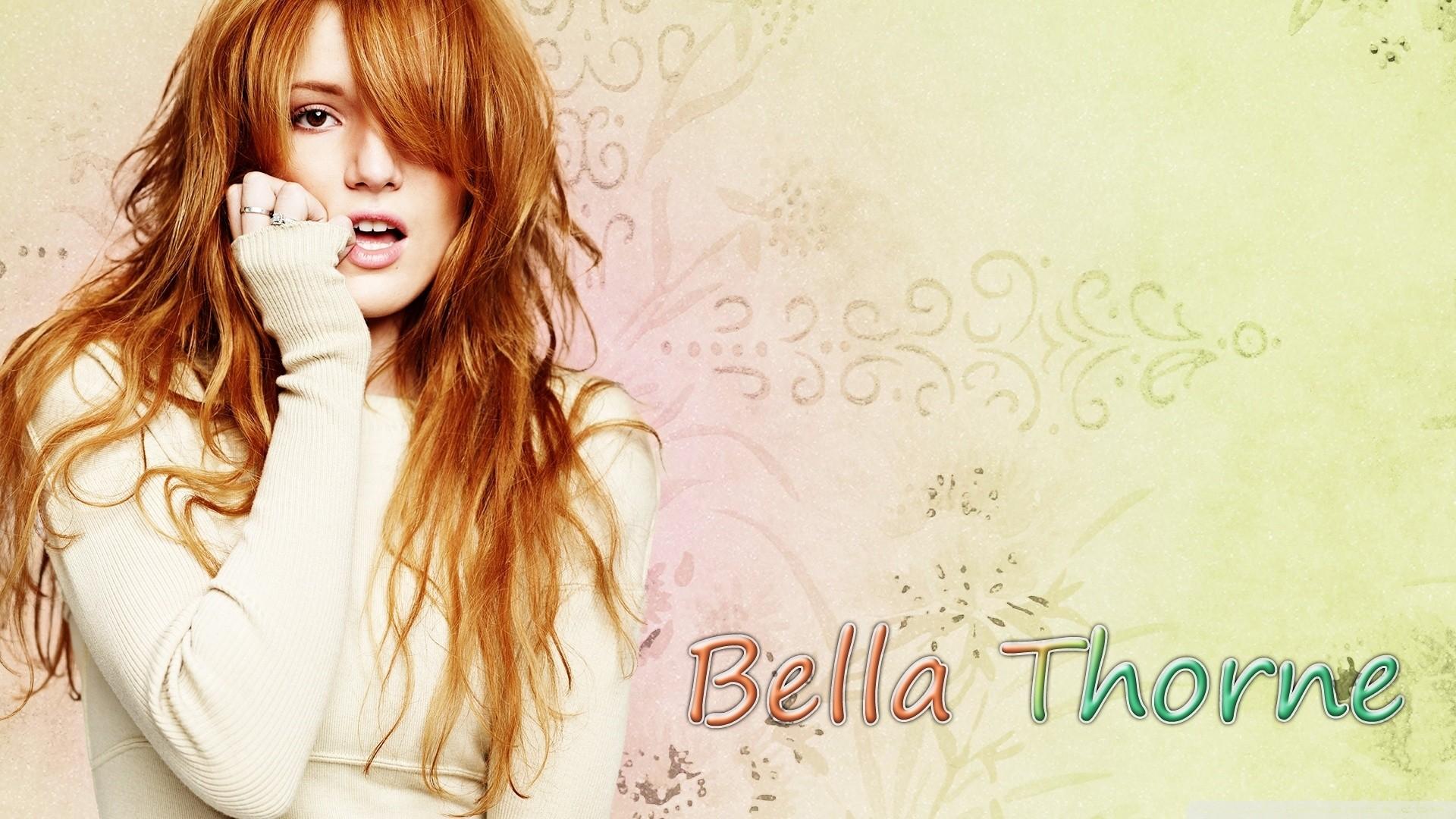 Bella Thorne Free Wallpaper
