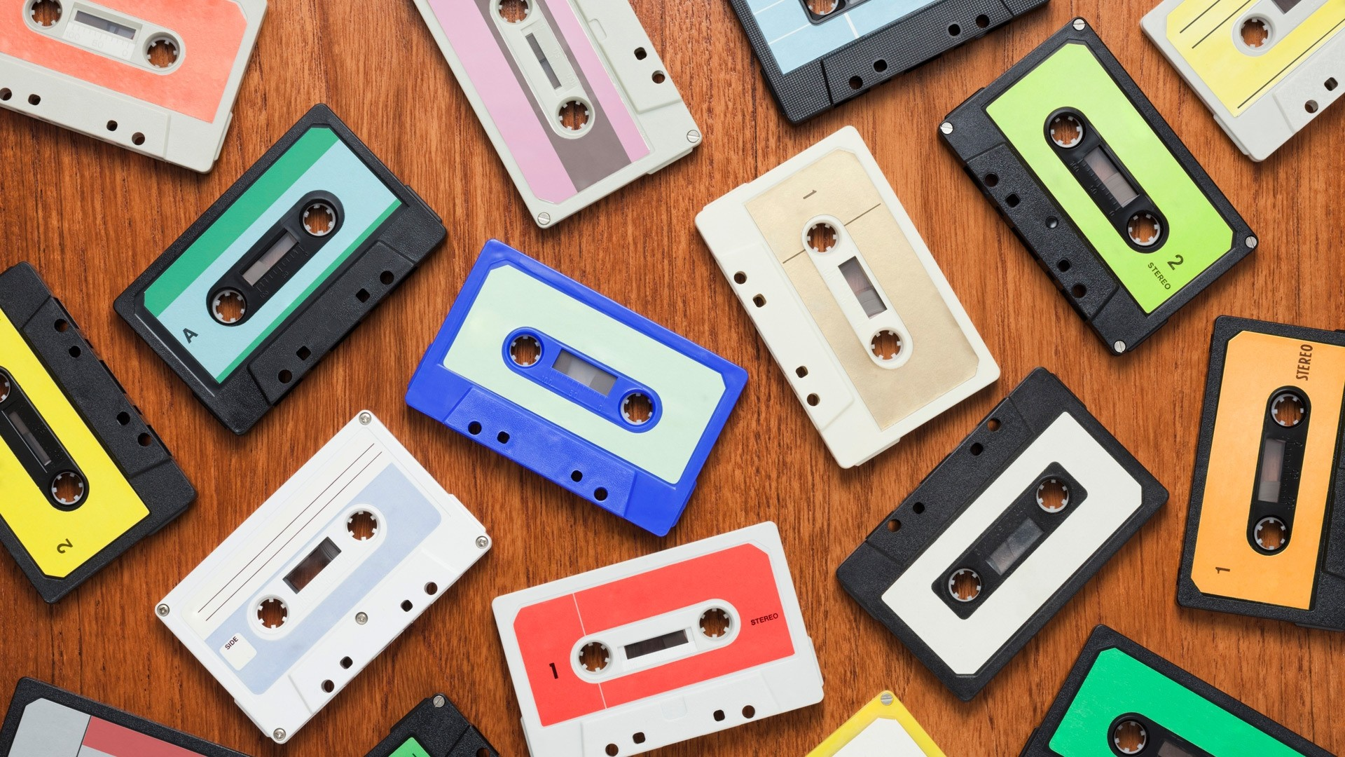 Cassette Tape a wallpaper