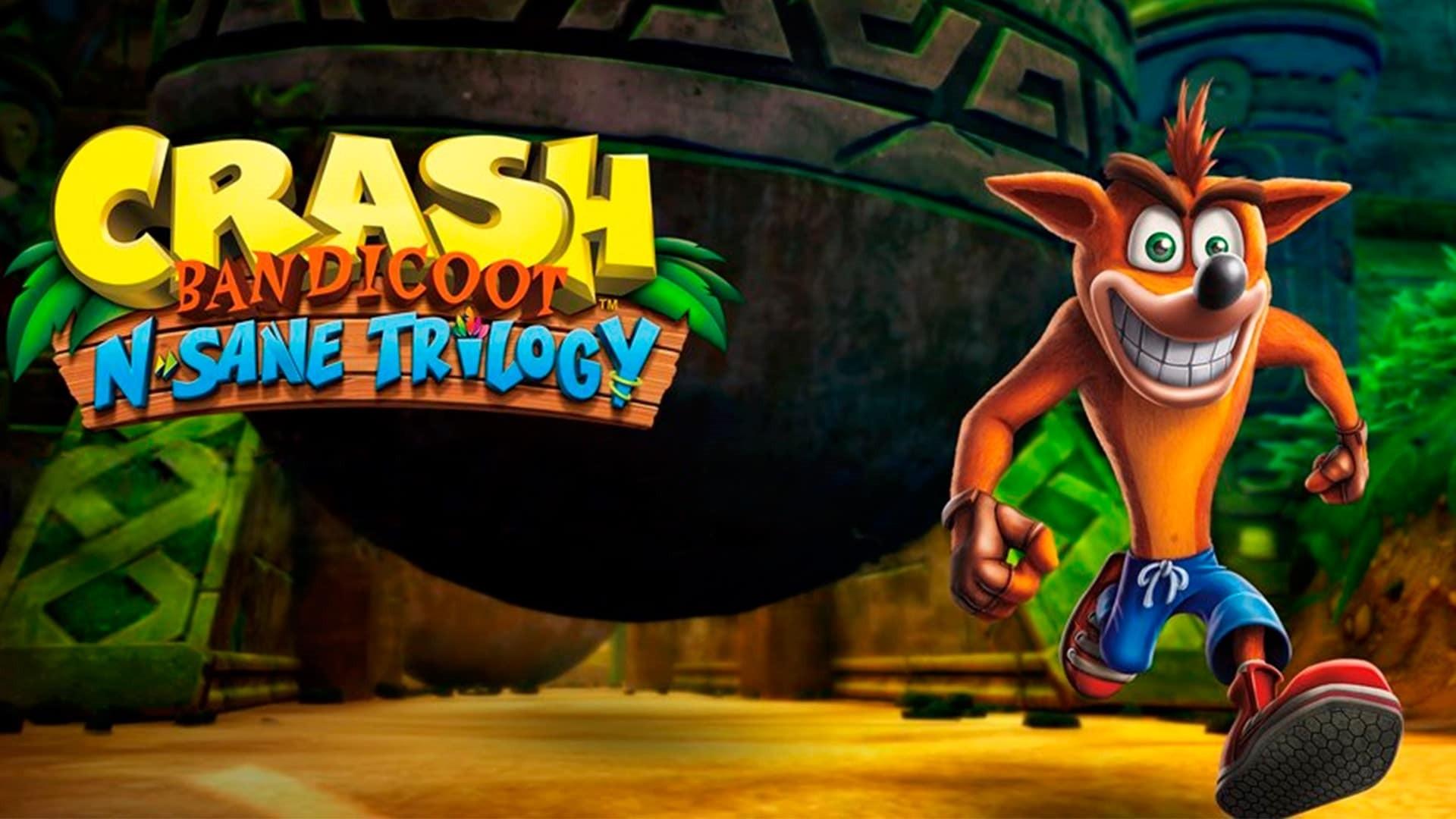 Crash Bandicoot Free Wallpaper and Background