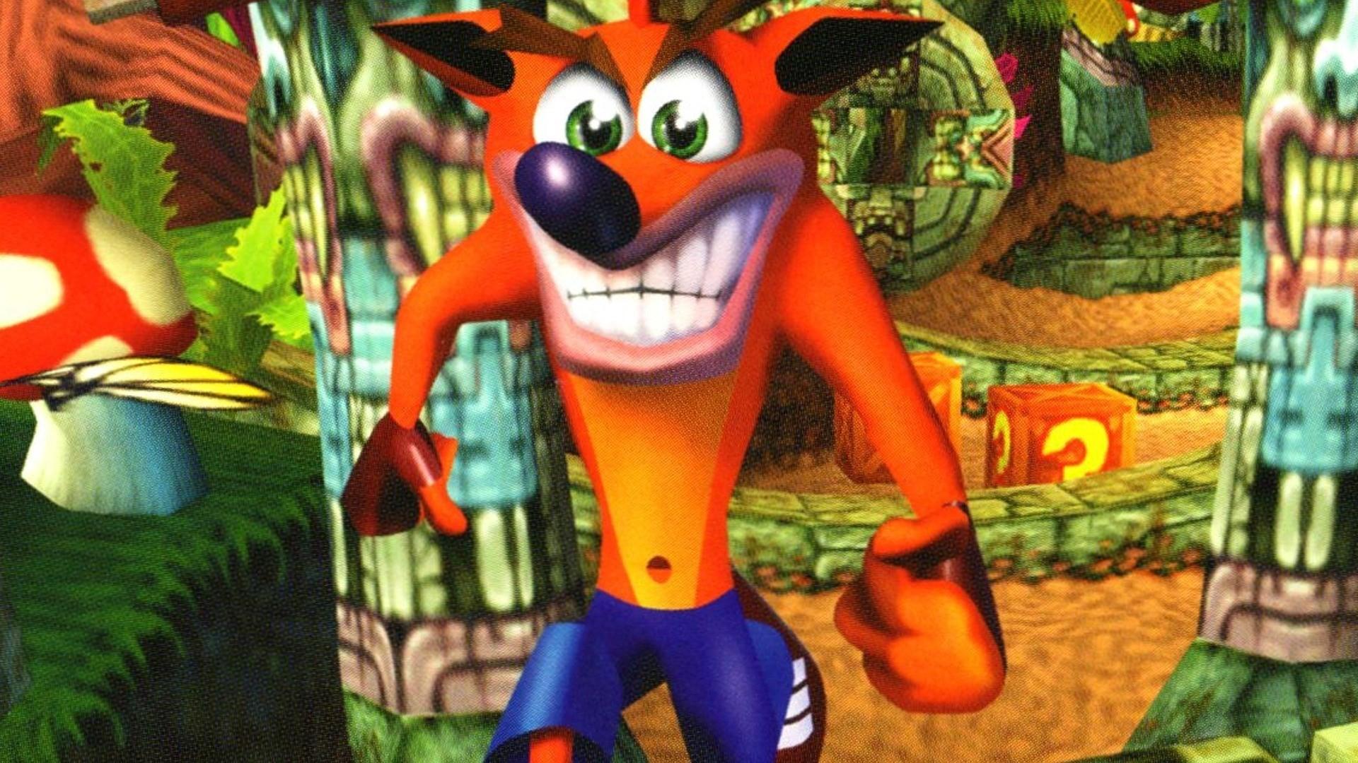 Crash Bandicoot High Quality