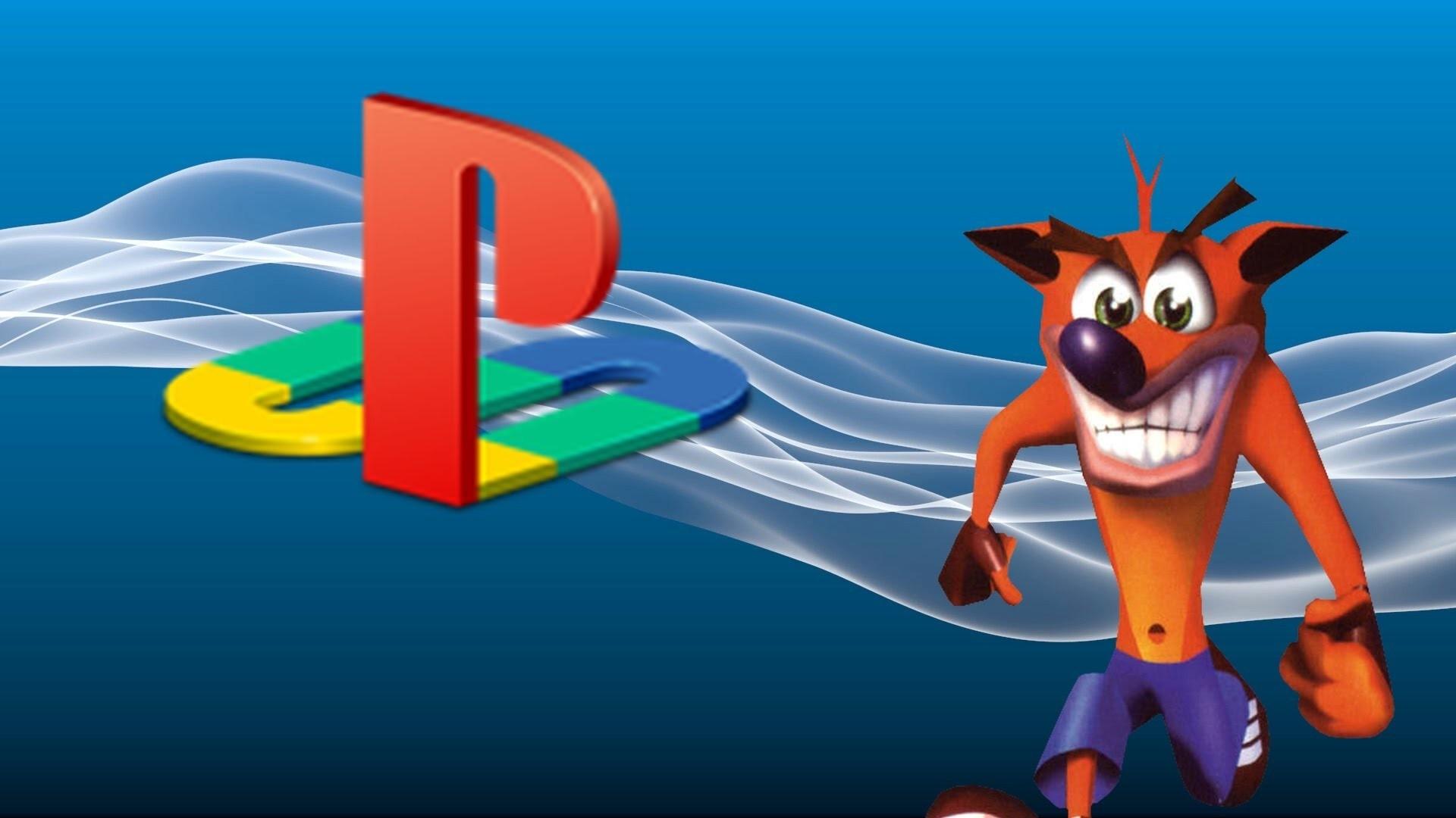 Crash Bandicoot Desktop wallpaper