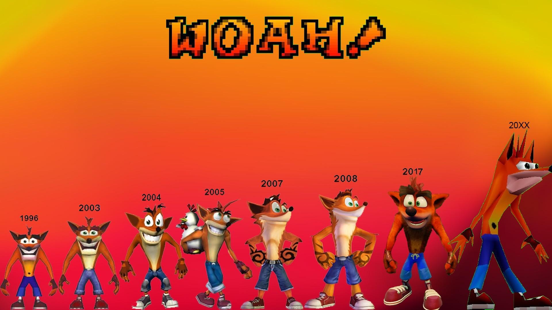 Crash Bandicoot Image