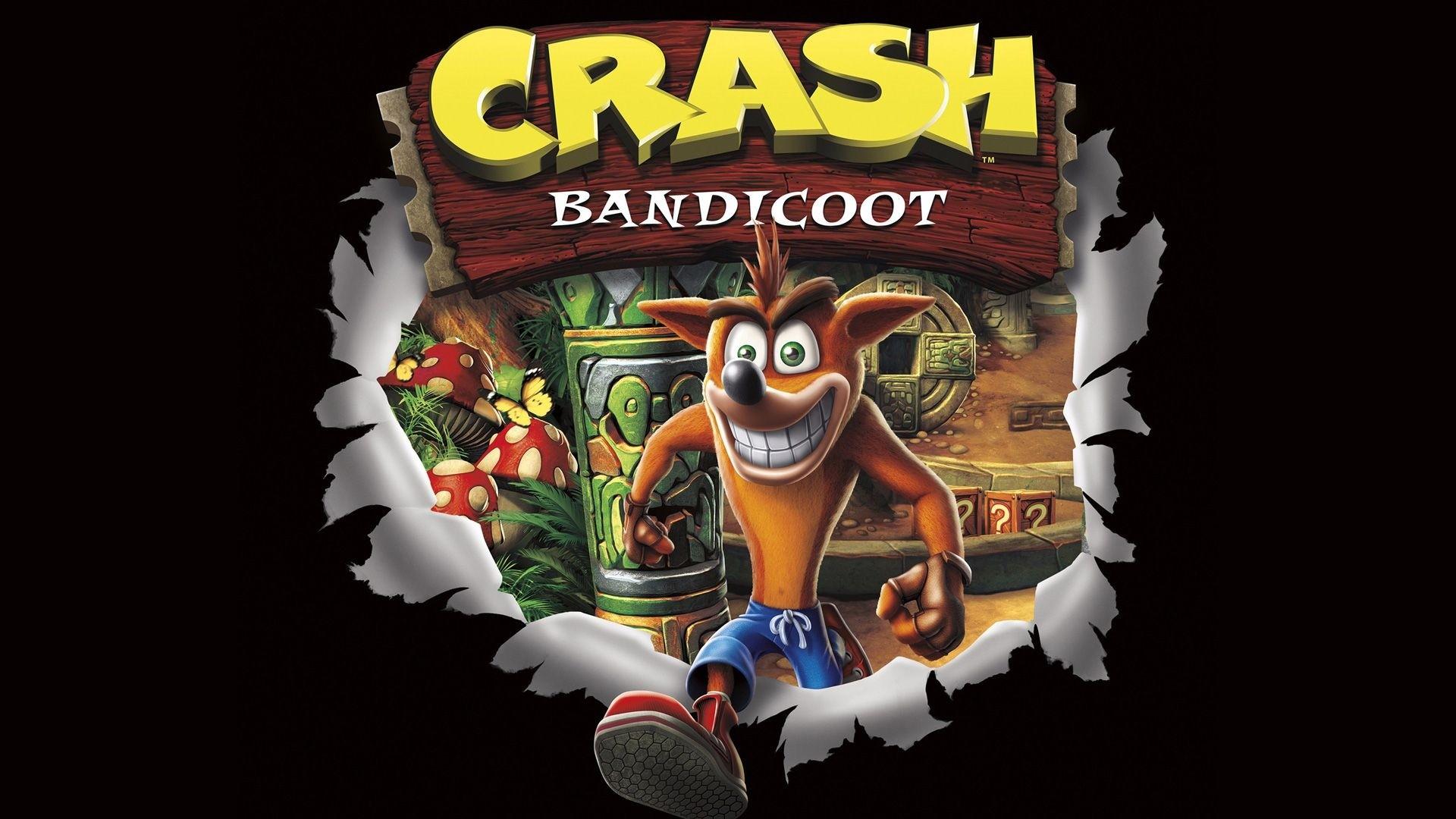Crash Bandicoot HD Download