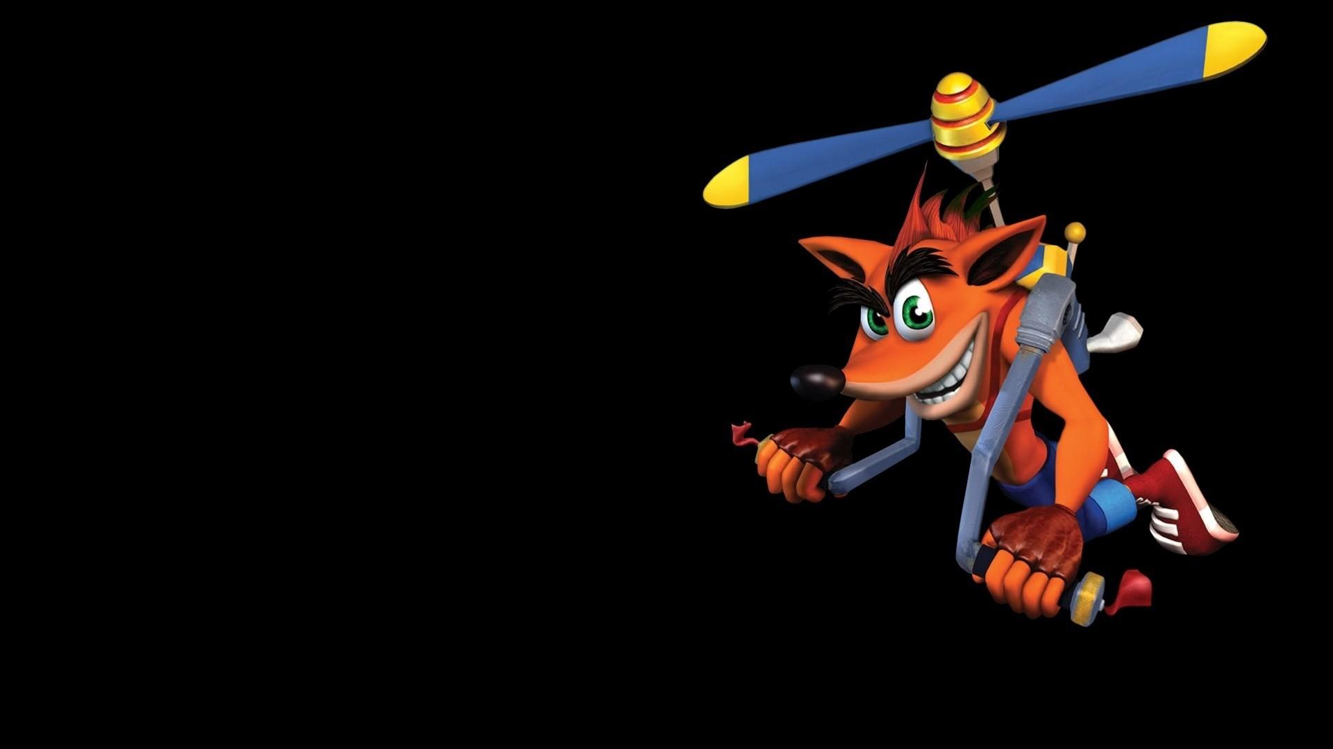 Crash Bandicoot Wallpaper image hd