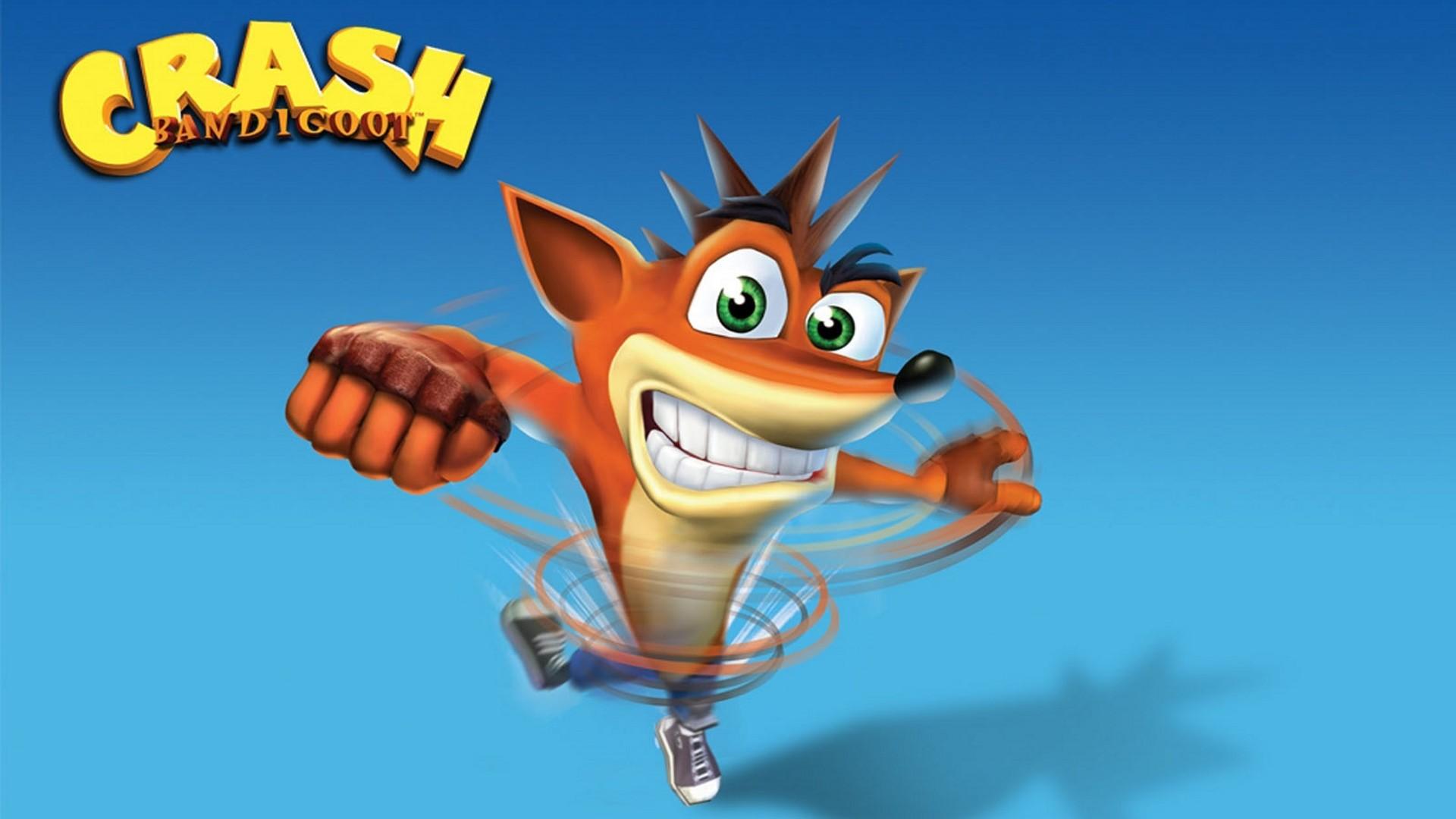 Crash Bandicoot HD Wallpaper