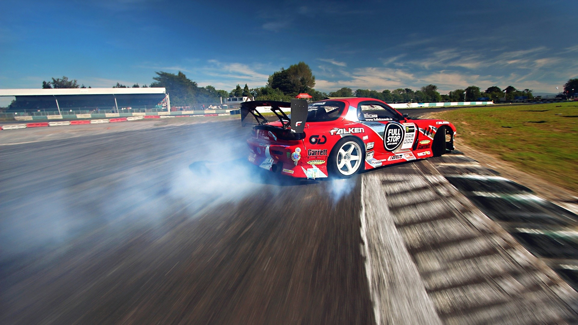 Drift Background
