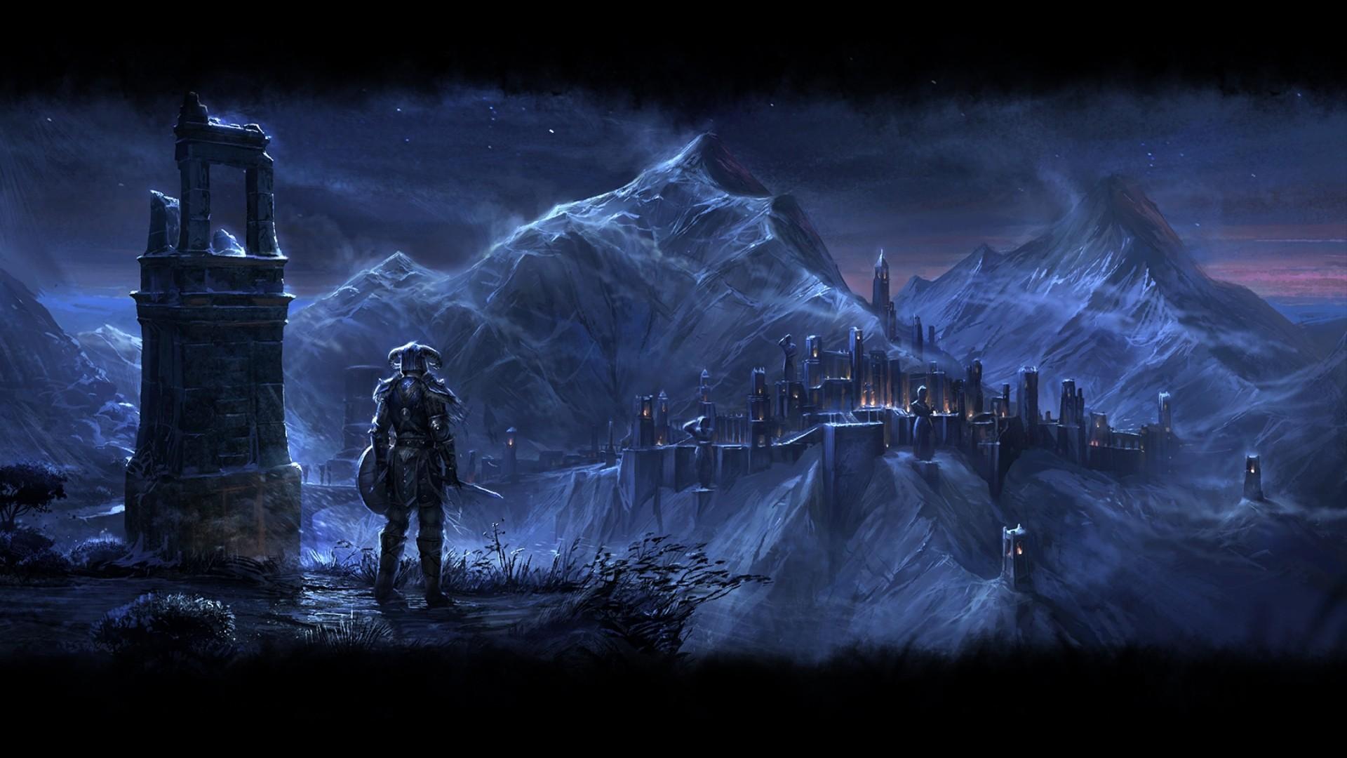 Elder Scrolls Wallpaper and Background