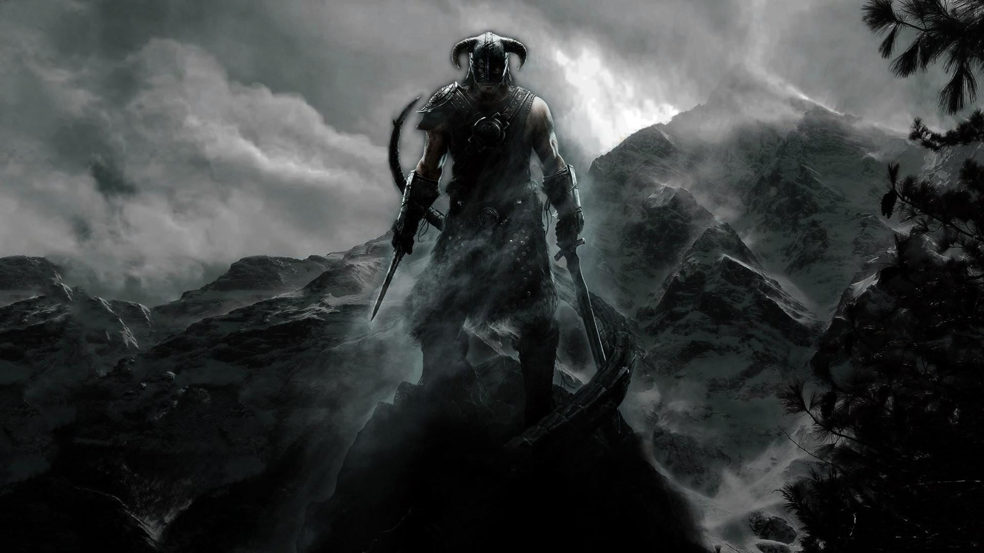 Elder Scrolls Background