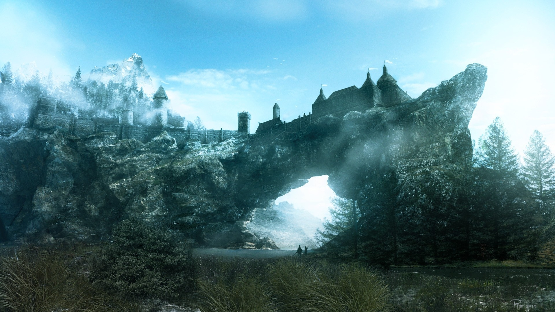 Elder Scrolls Desktop wallpaper