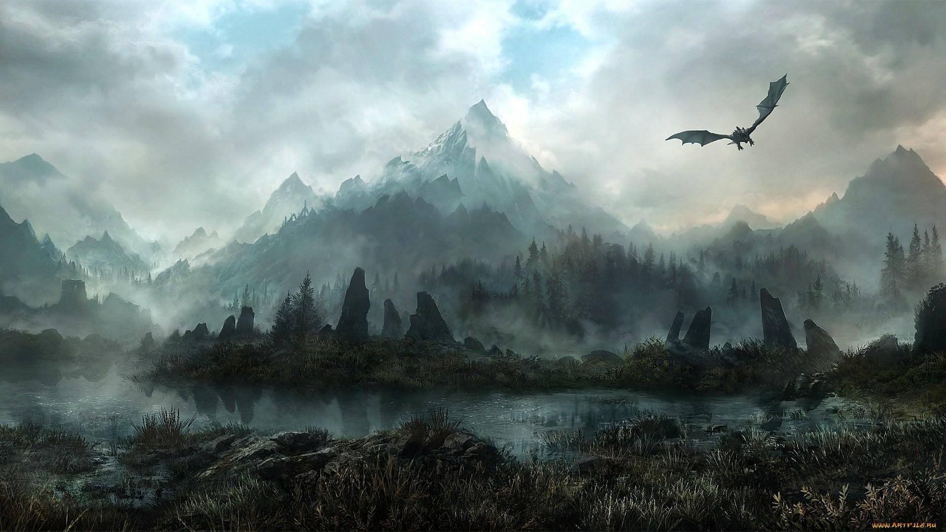 Elder Scrolls Wallpaper