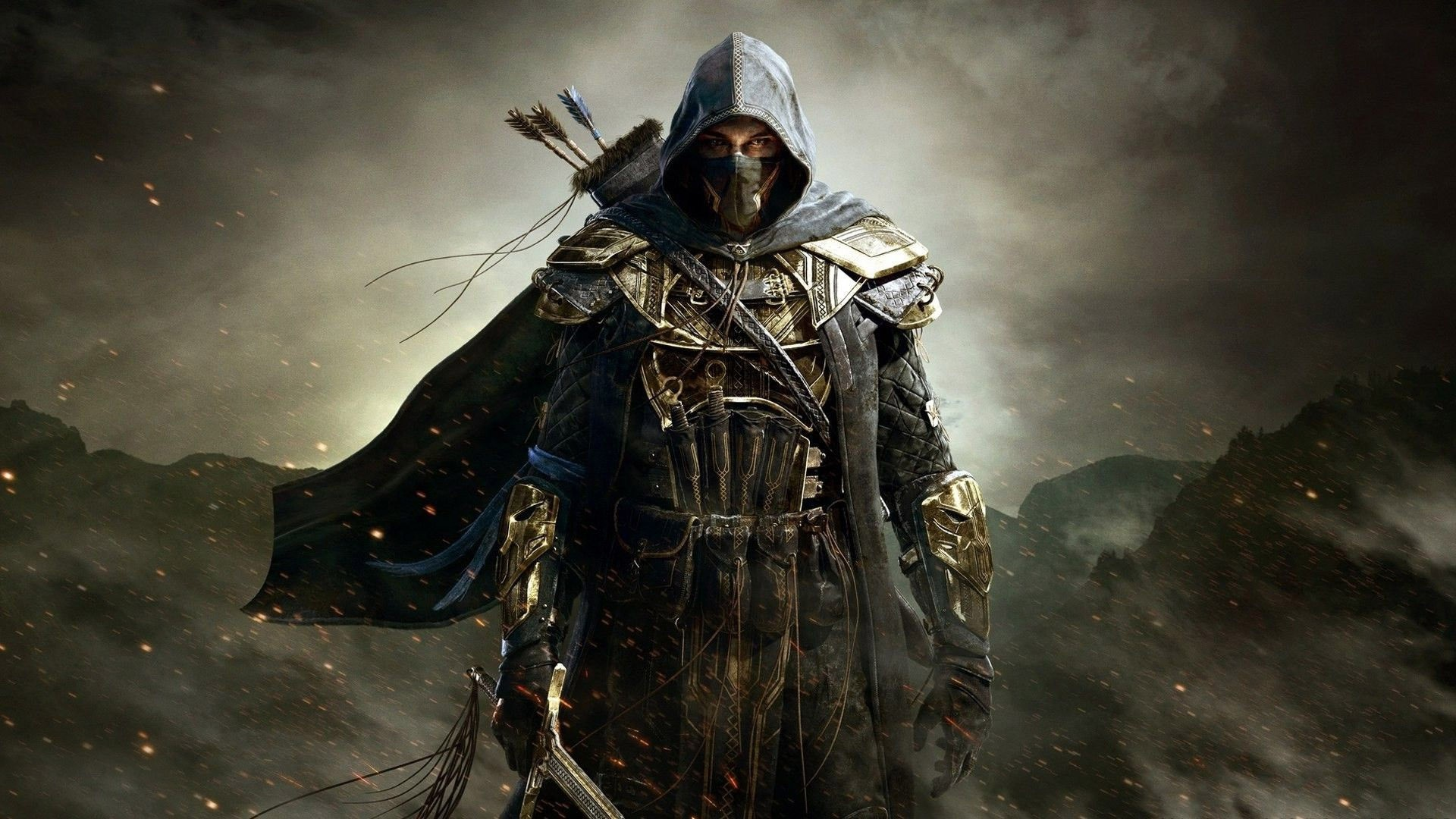 Elder Scrolls hd wallpaper download