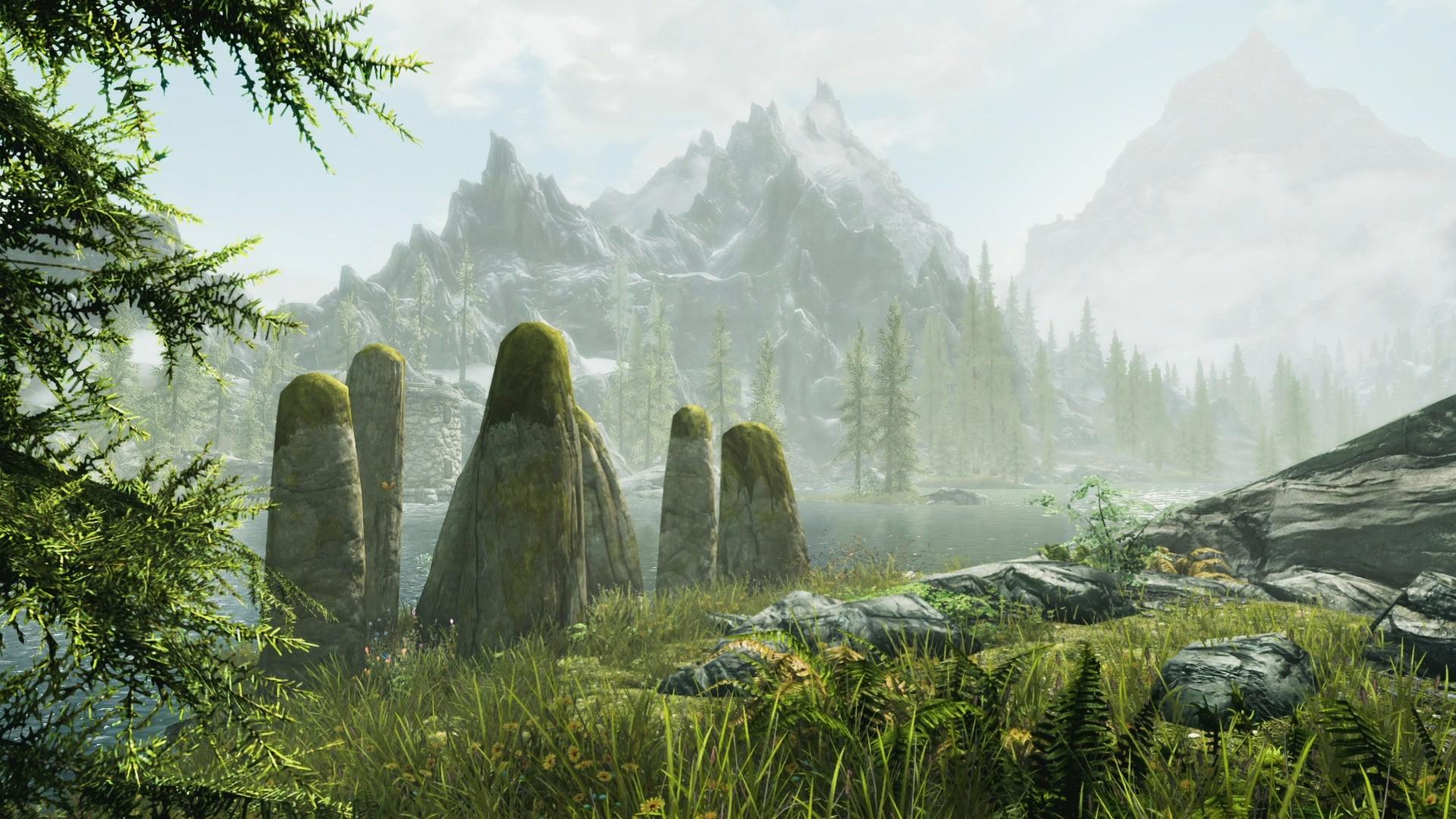 Elder Scrolls PC Wallpaper
