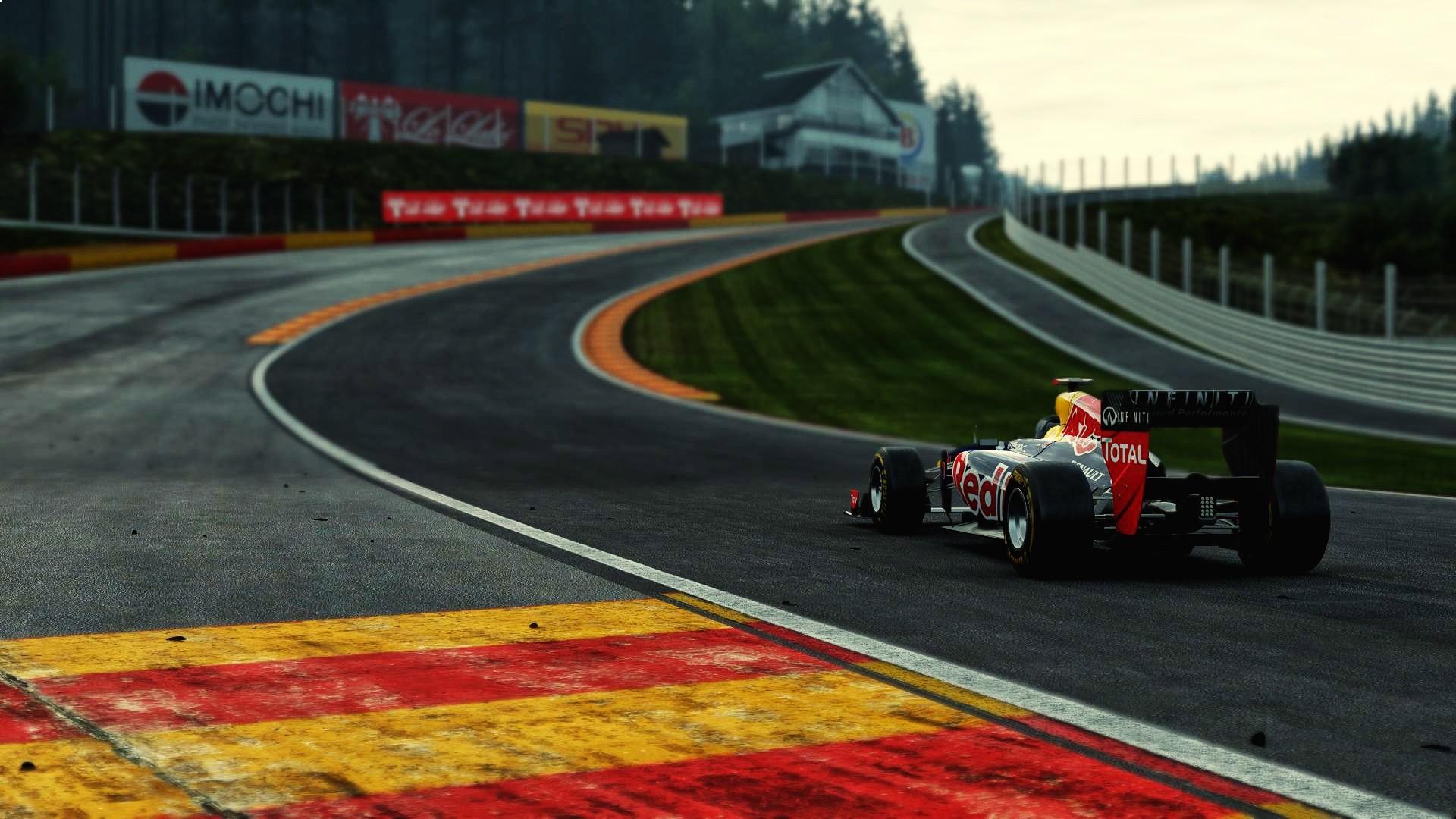 Formula 1 Free Wallpaper