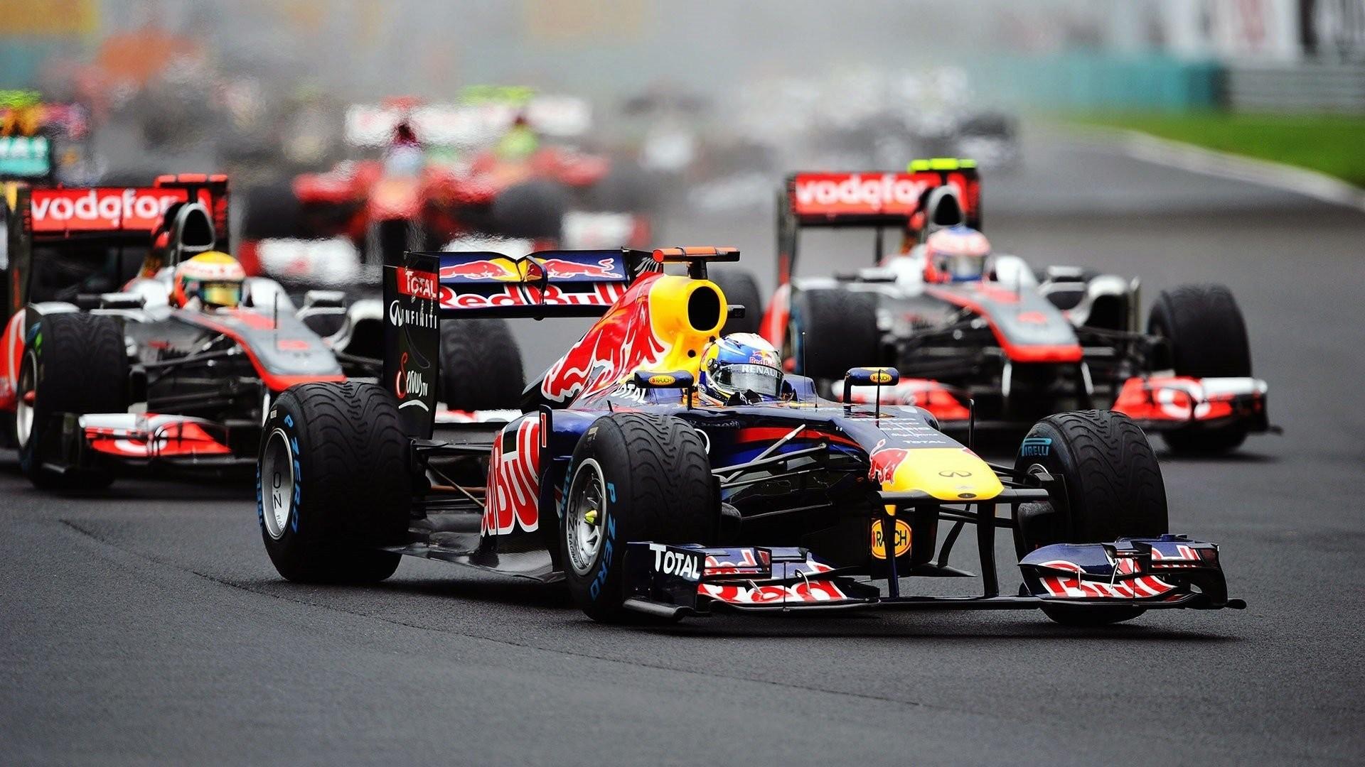 Formula 1 Background Wallpaper