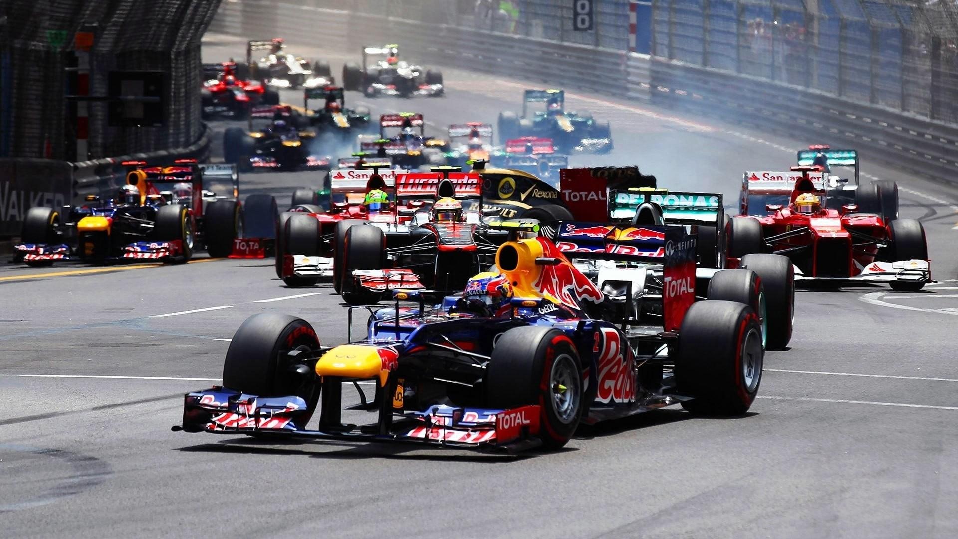 Formula 1 hd desktop wallpaper