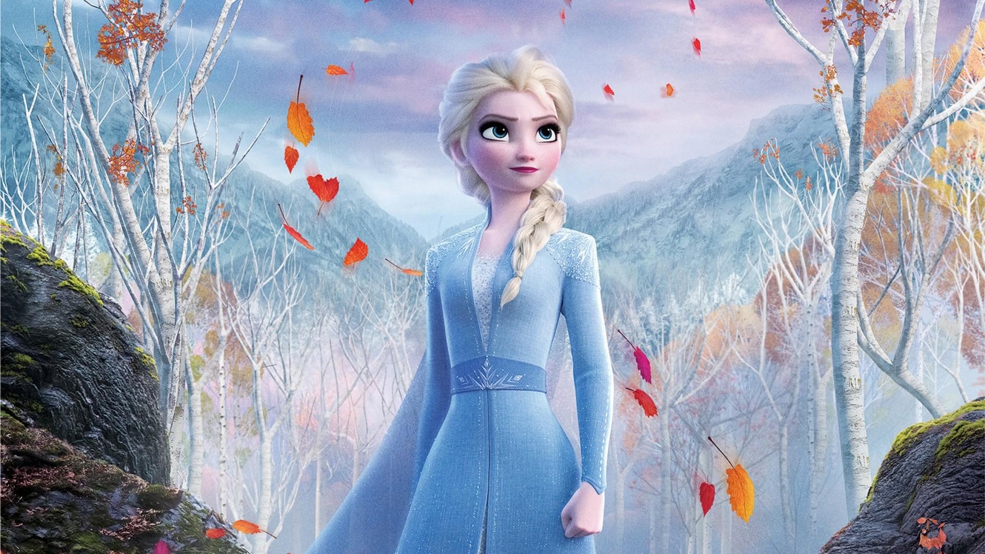 Frozen 2 Wallpaper image hd
