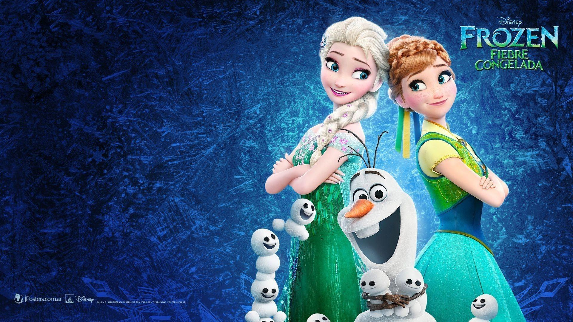Frozen 2 hd wallpaper download