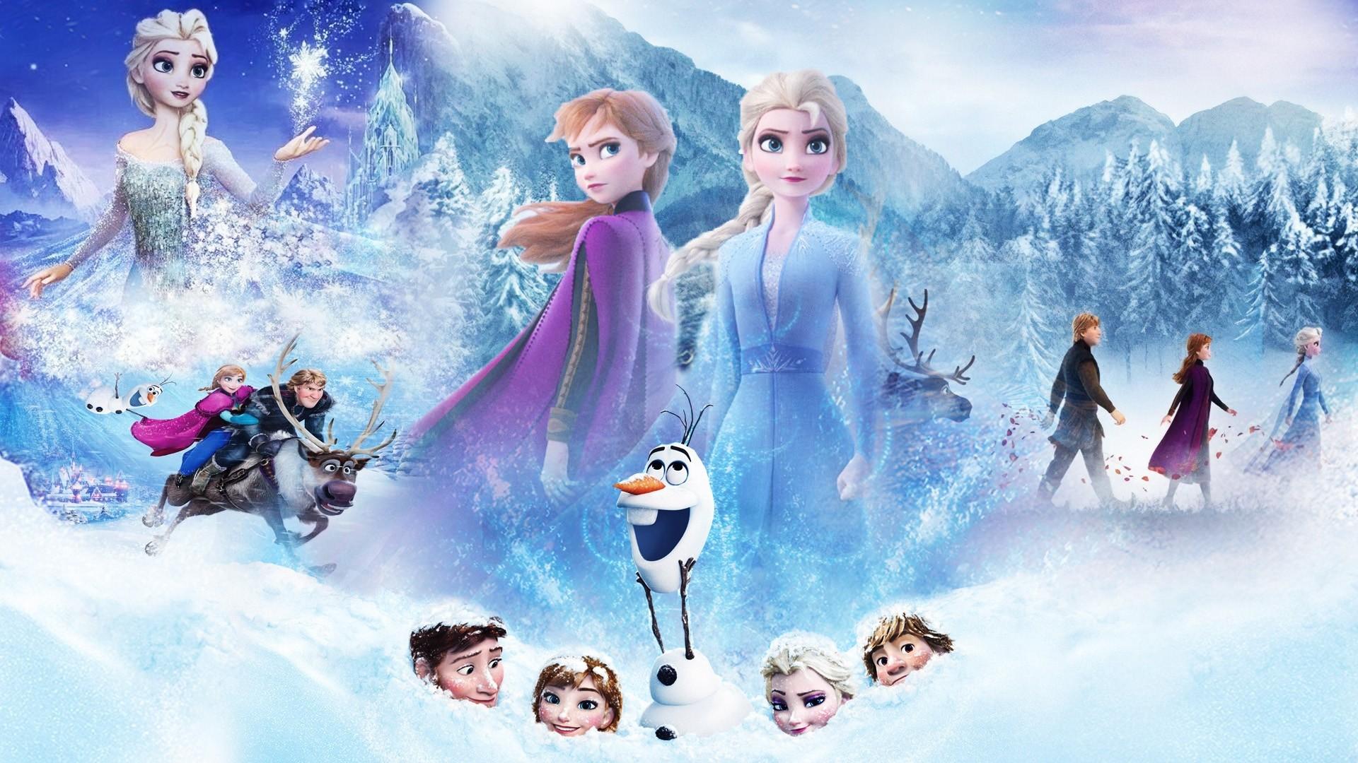 Frozen 2 Wallpapers (31 images) - WallpaperBoat