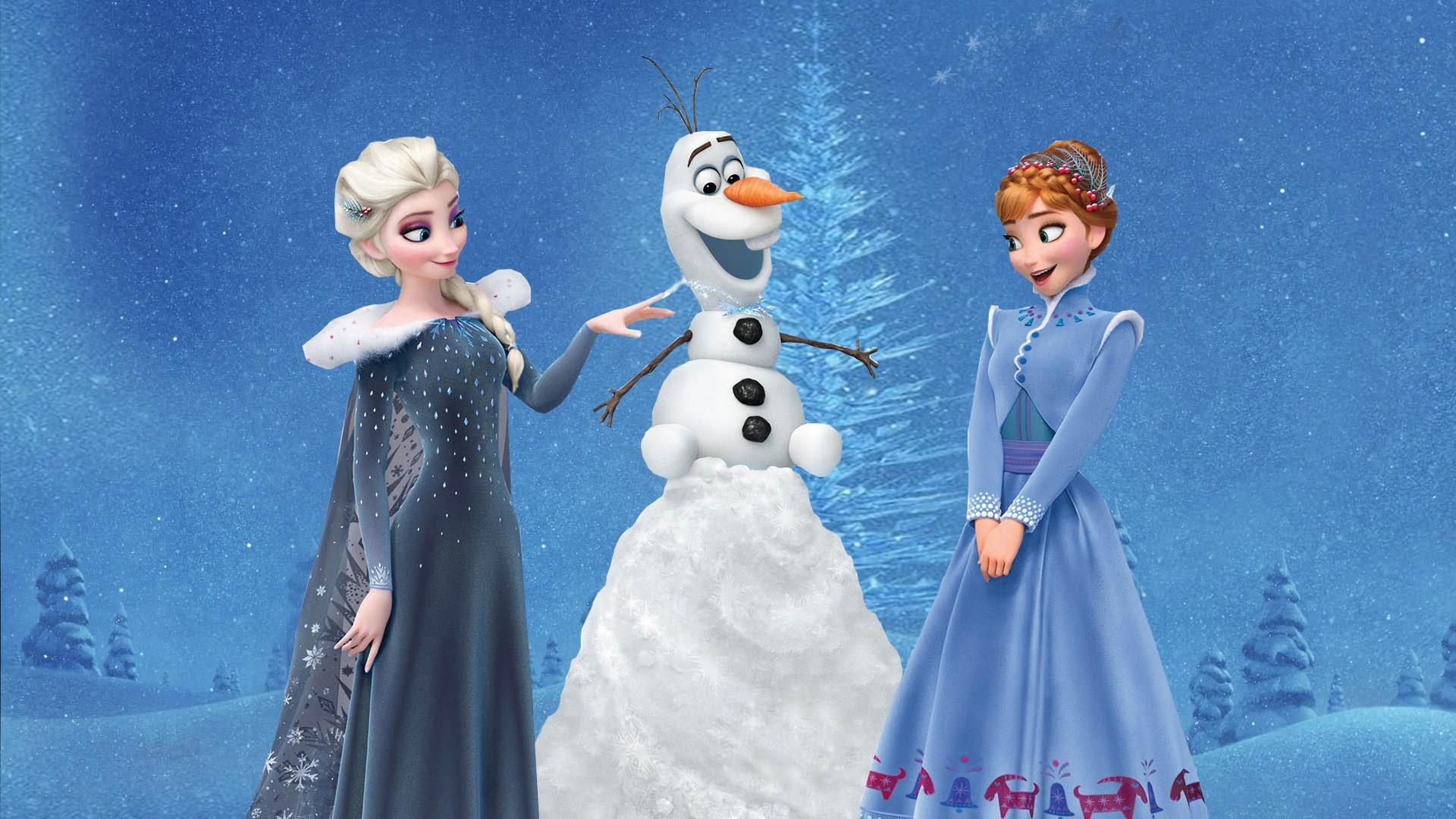 Frozen 2 Free Wallpaper