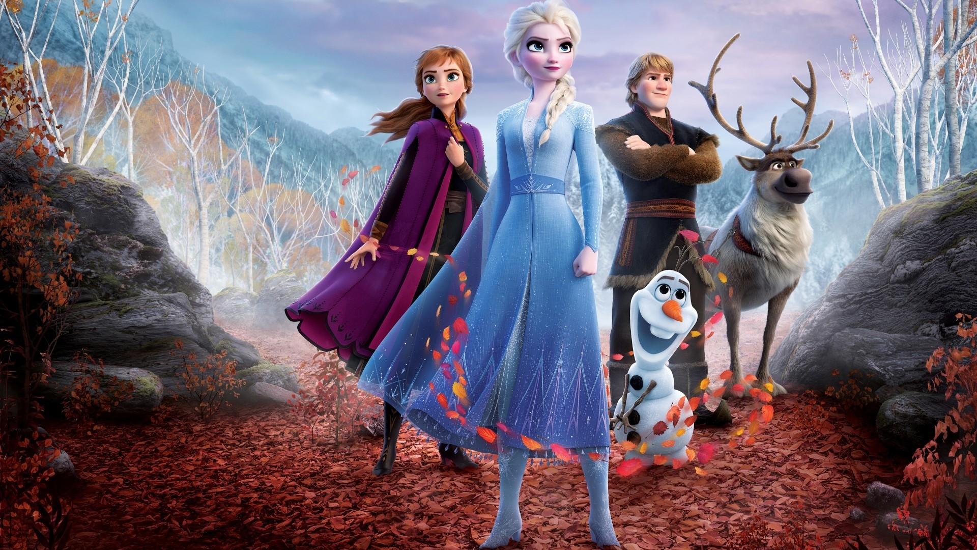 Frozen 2 Download Wallpaper