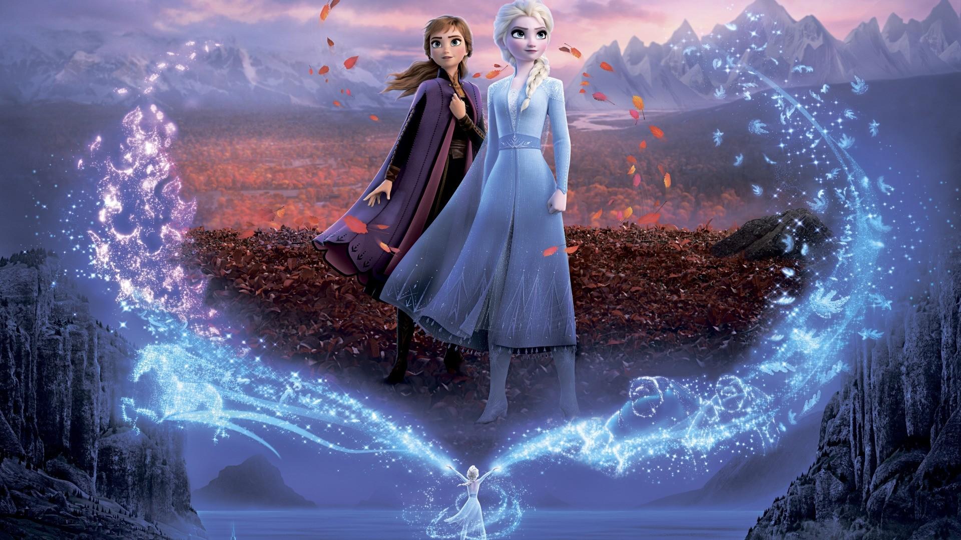 Frozen 2 Full HD Wallpaper