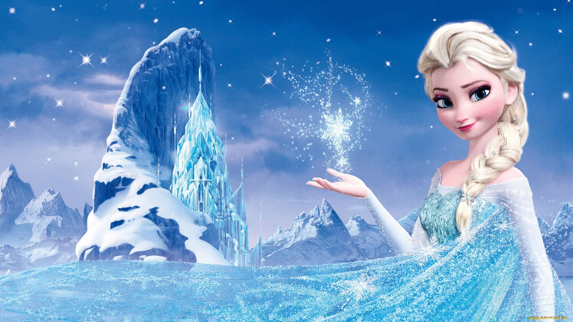 Frozen 2 PC Wallpaper