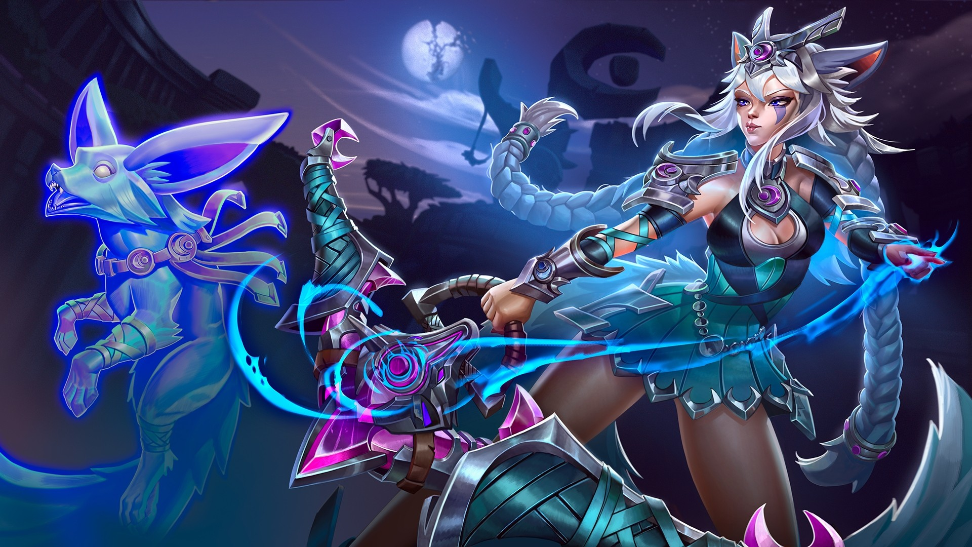 Paladins Picture