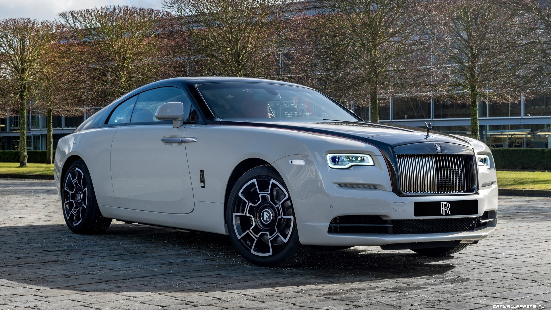 Rolls Royce Wraith PC Wallpaper HD