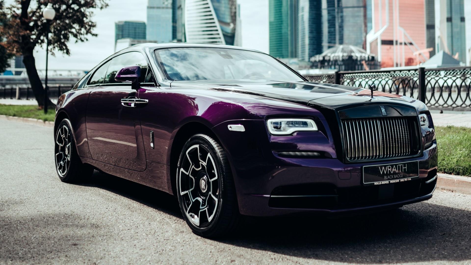 Rolls Royce Wraith High Quality