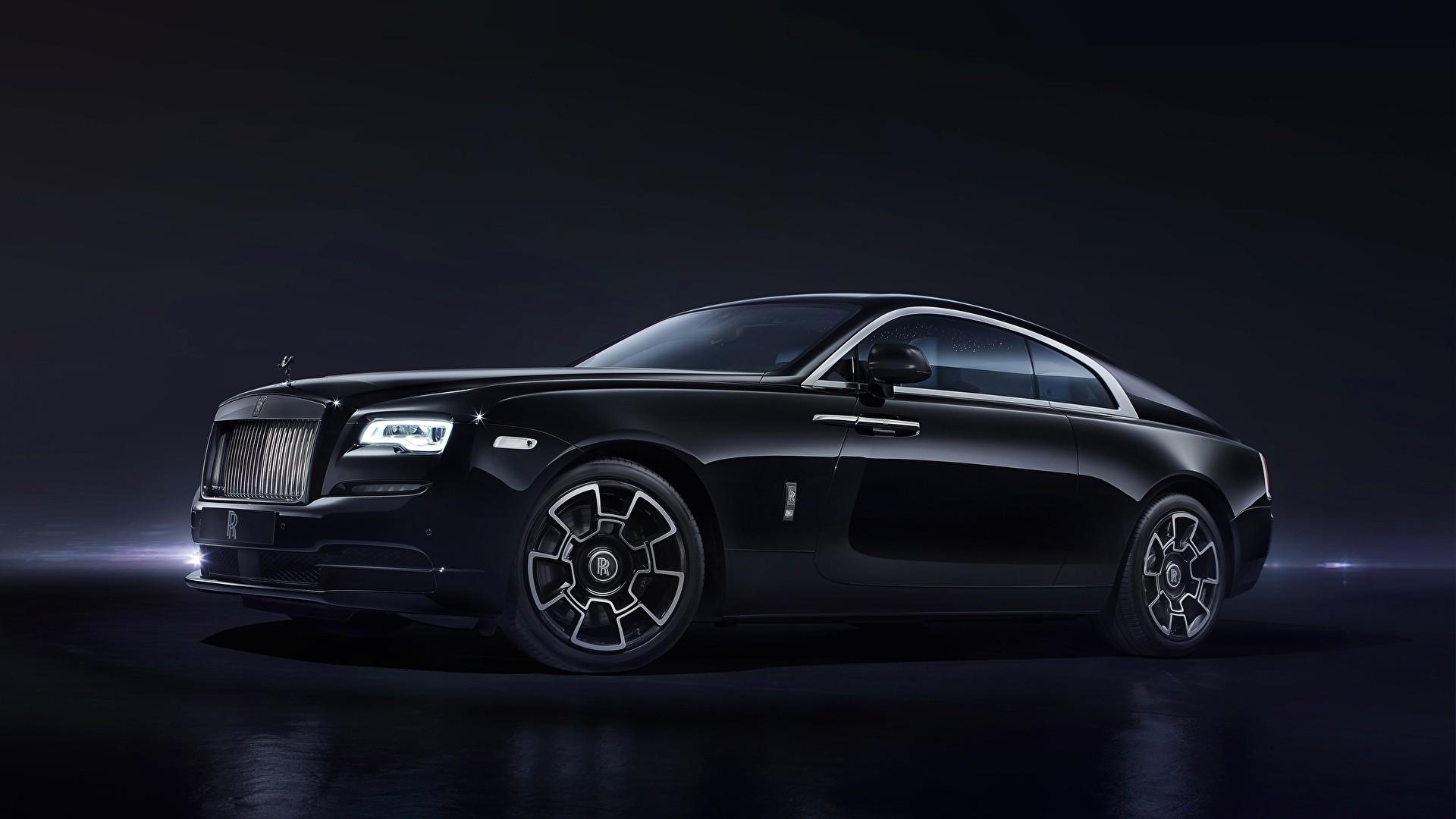 Rolls Royce Wraith a wallpaper