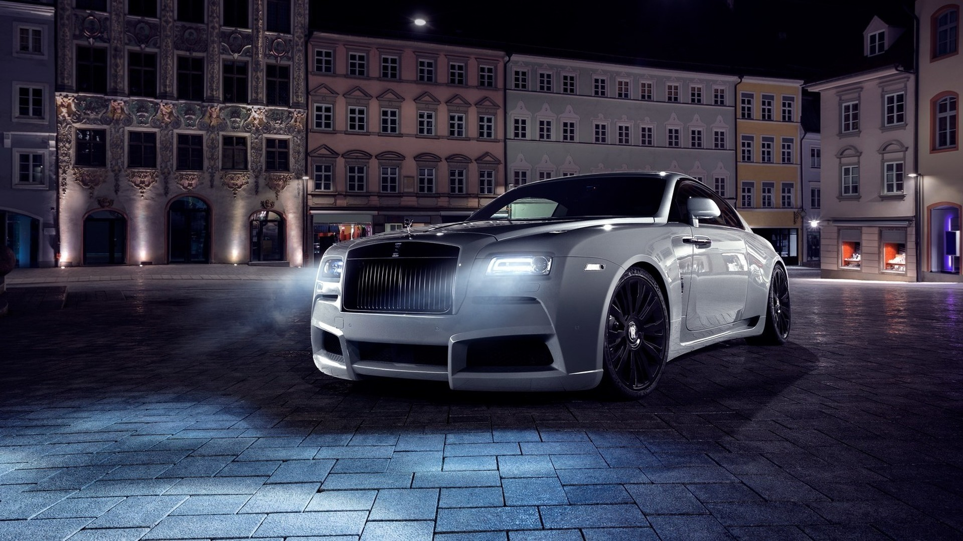 Rolls Royce Wraith Wallpaper image hd