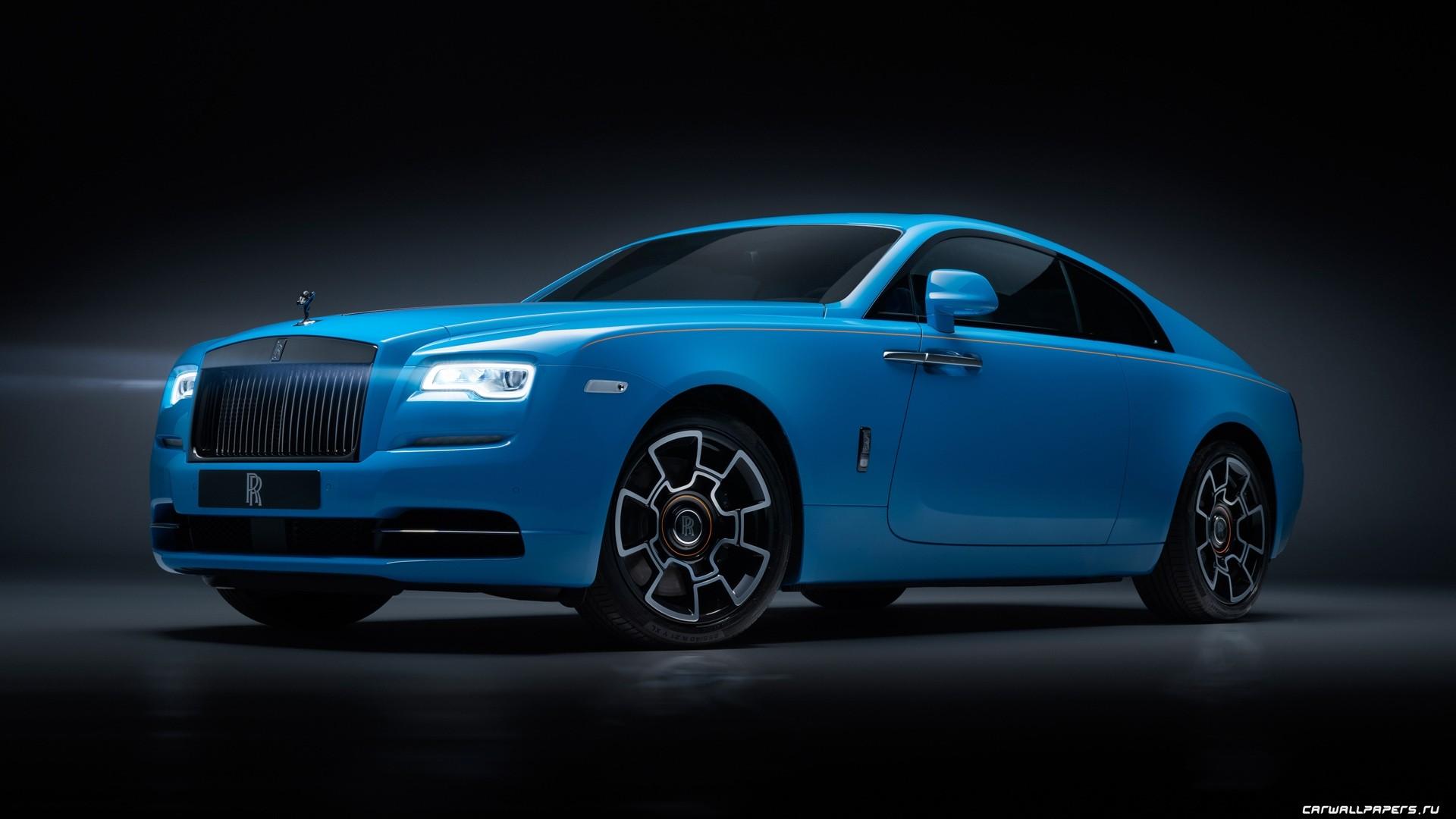 Rolls Royce Wraith Image