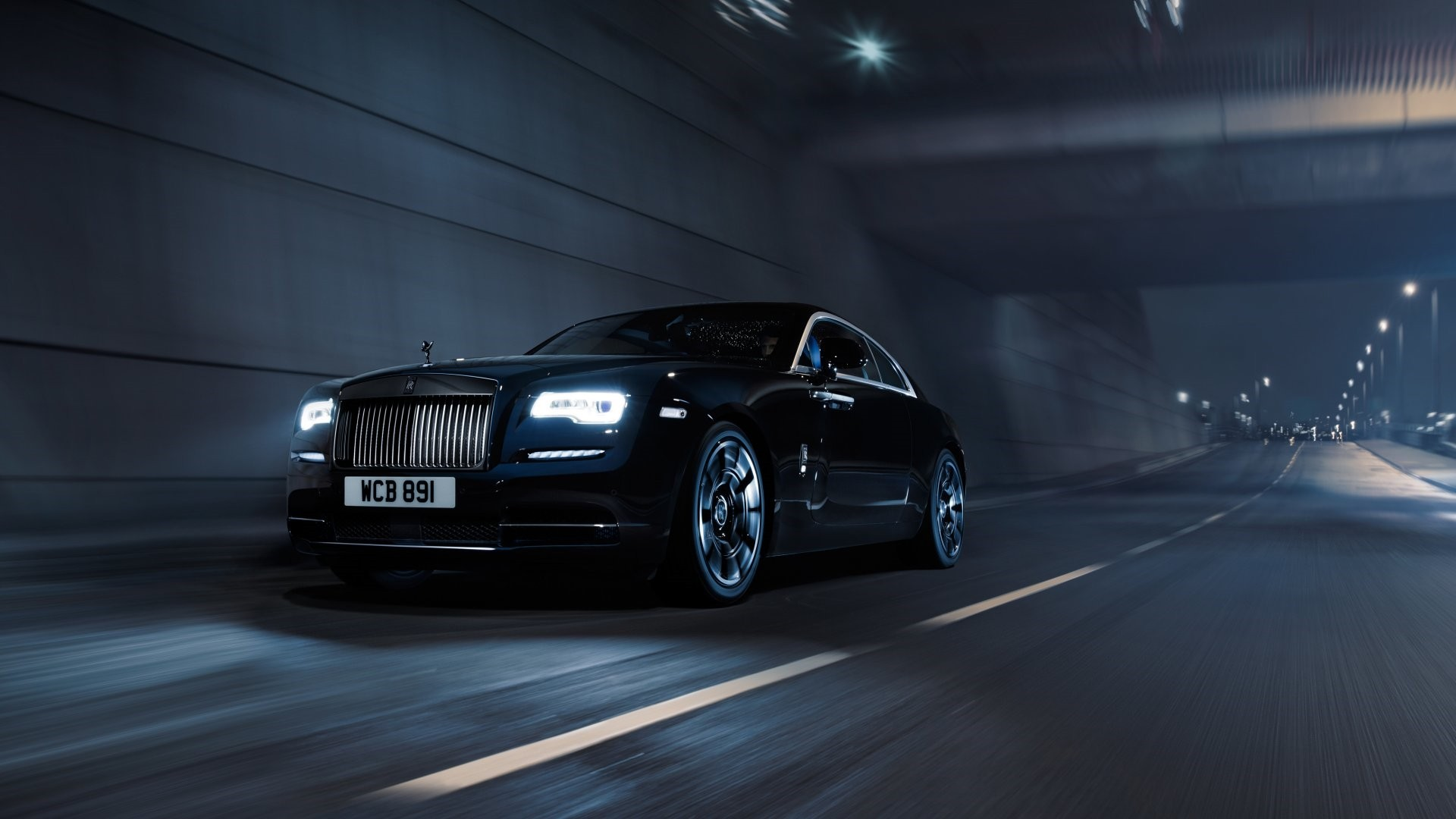 Rolls Royce Wraith HD Wallpaper