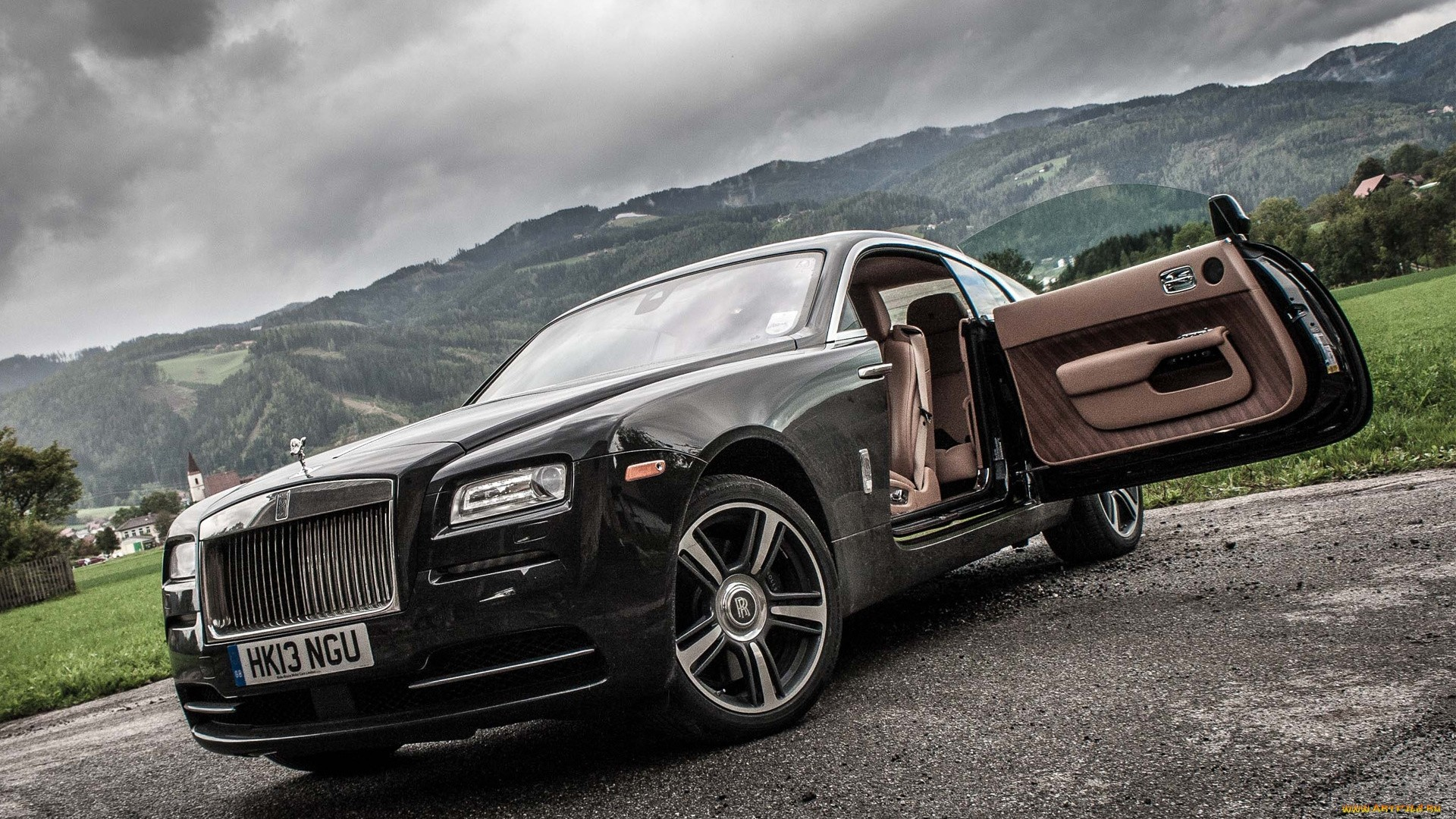 Rolls Royce Wraith Picture
